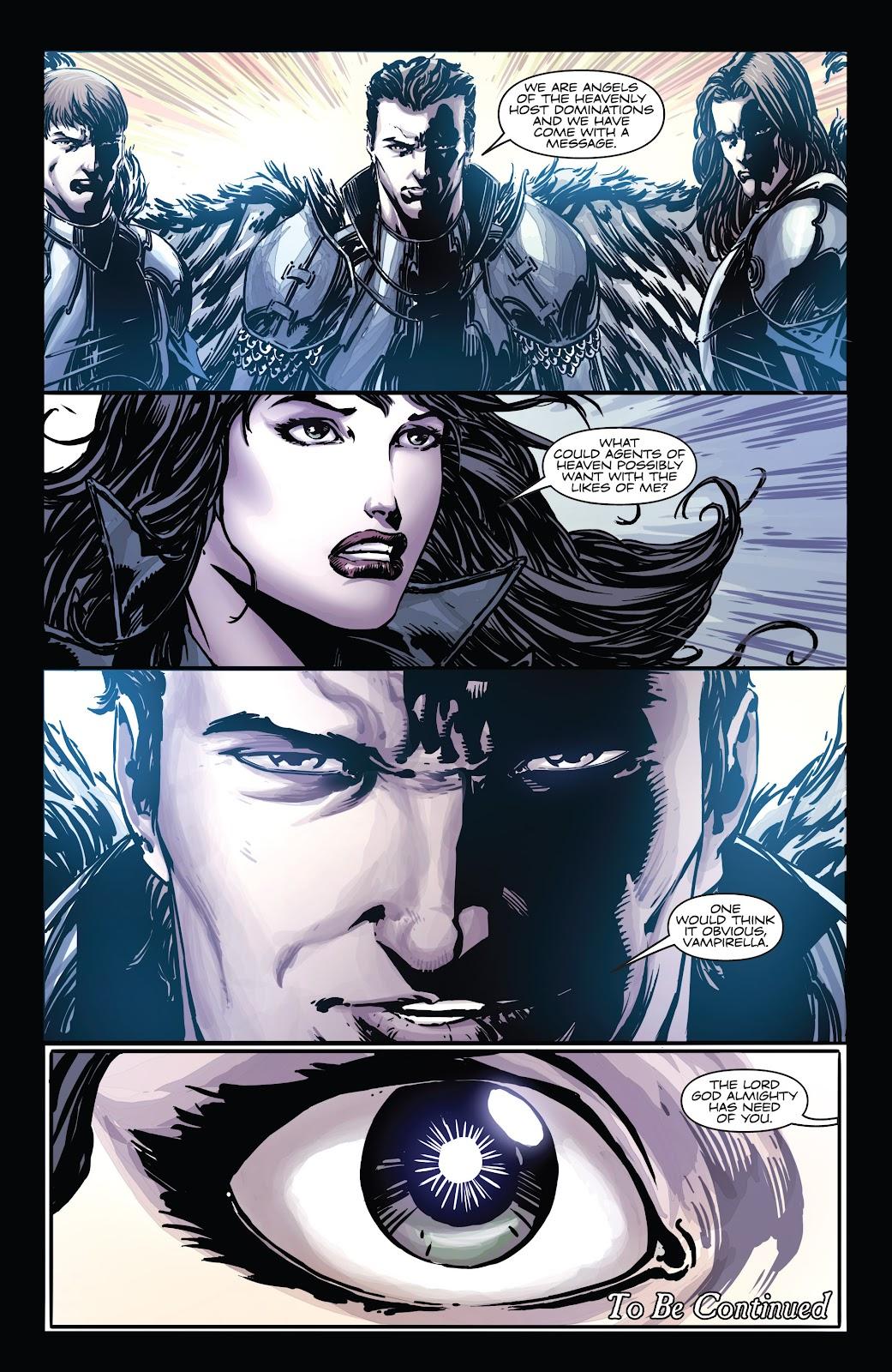 Read online Vampirella Strikes comic -  Issue #1 - 26