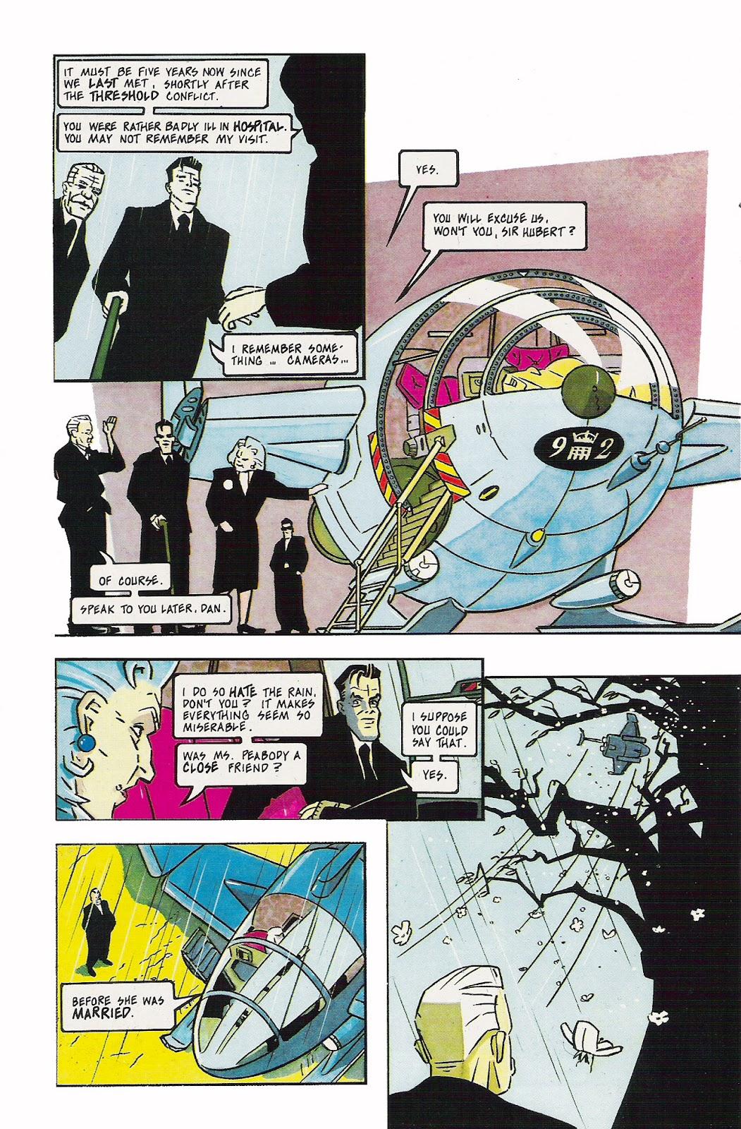 Read online Dare comic -  Issue #1 - 16