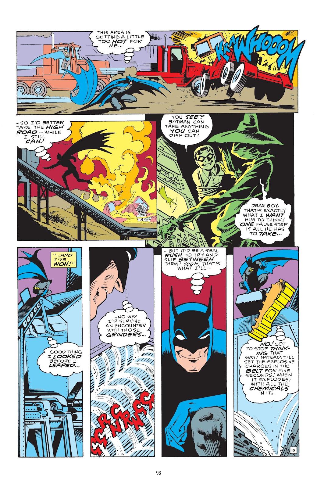 Read online Detective Comics (1937) comic -  Issue # _TPB Batman - The Dark Knight Detective 1 (Part 1) - 96
