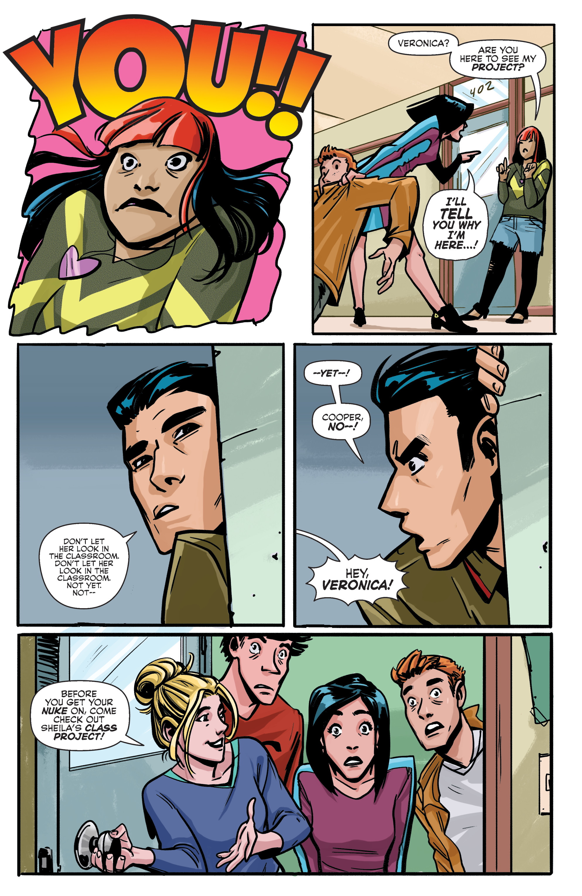 Read online Archie (2015) comic -  Issue #5 - 17