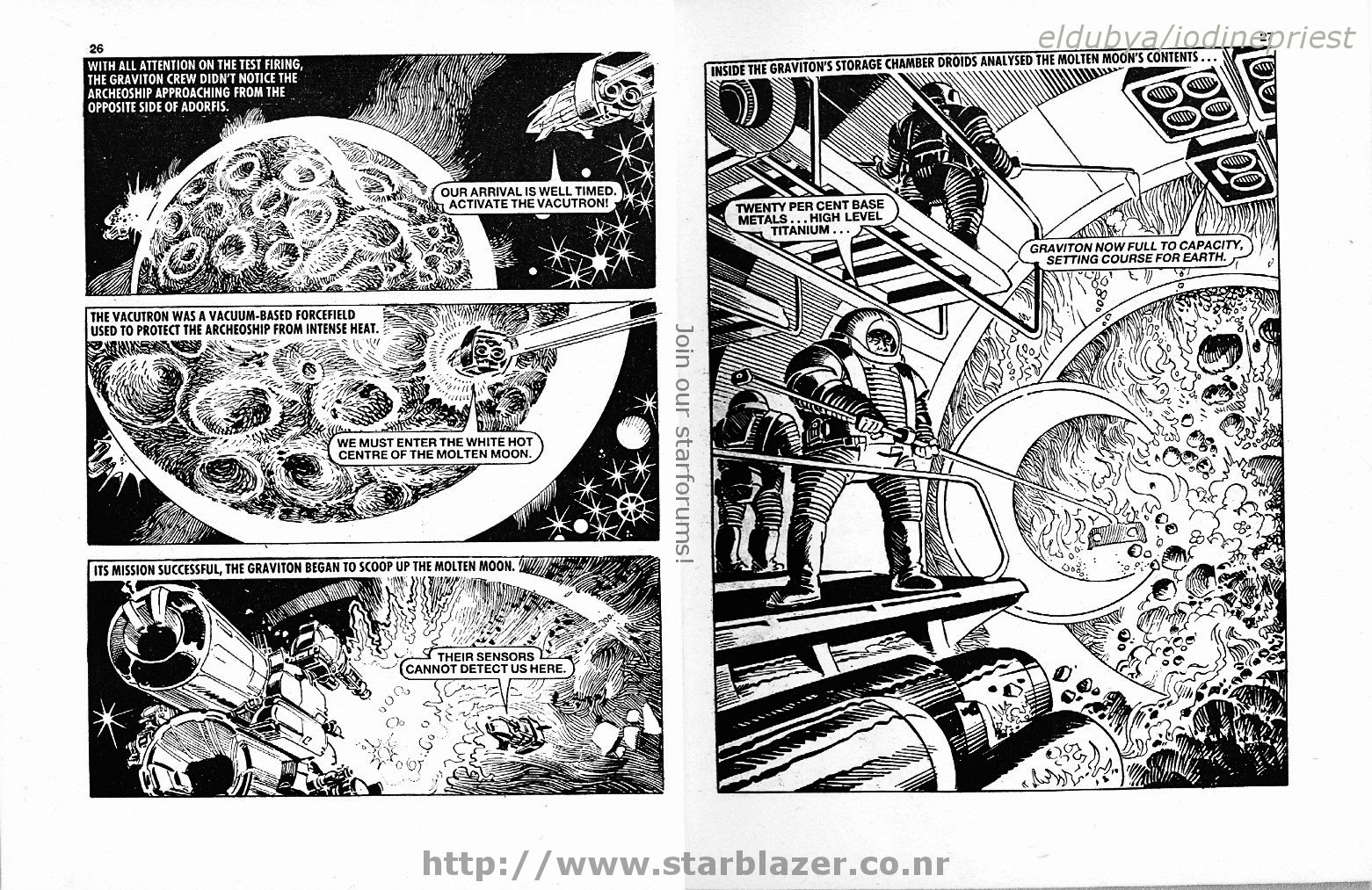 Starblazer issue 171 - Page 15