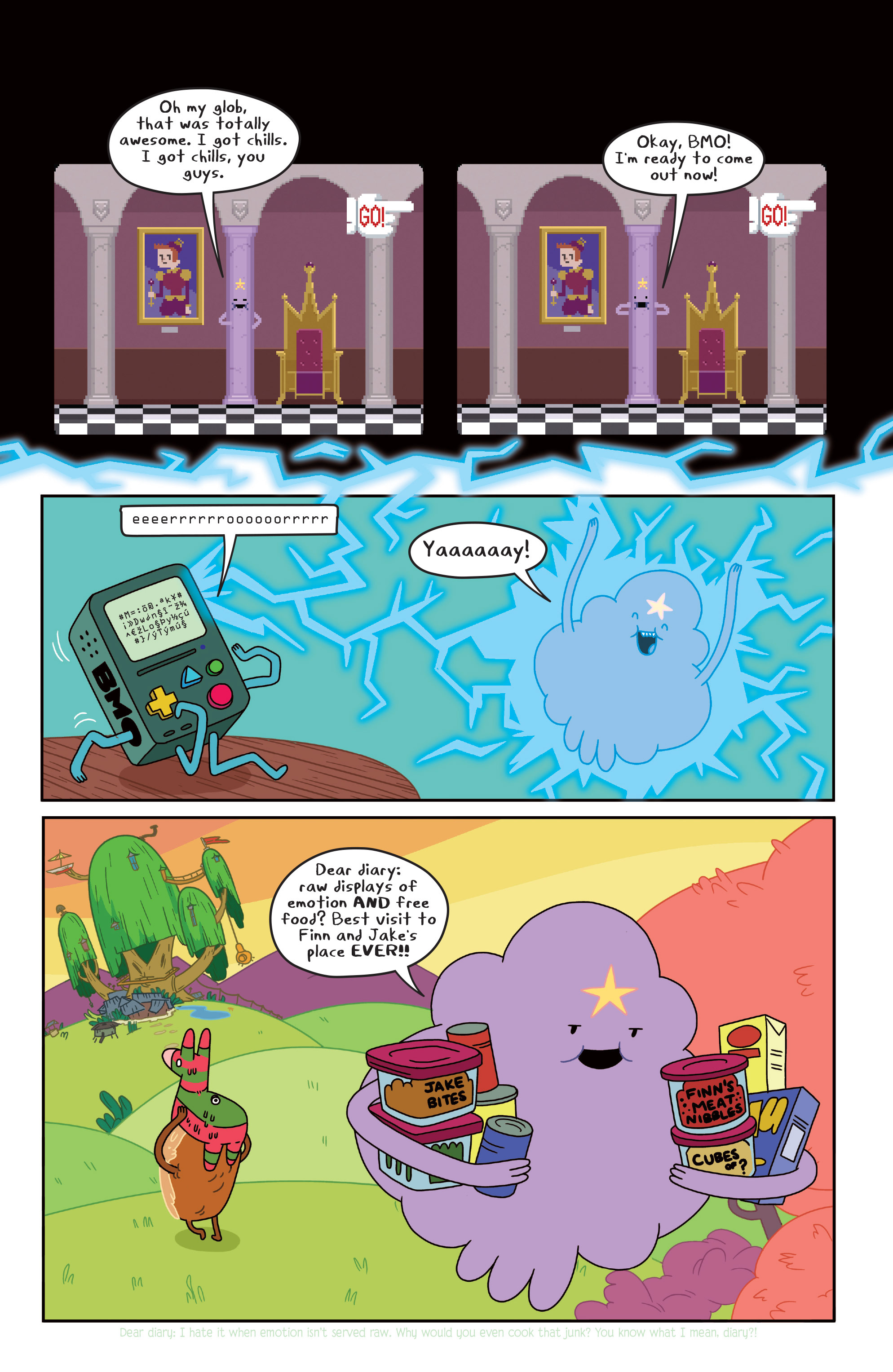 Read online Adventure Time comic -  Issue #Adventure Time _TPB 3 - 35