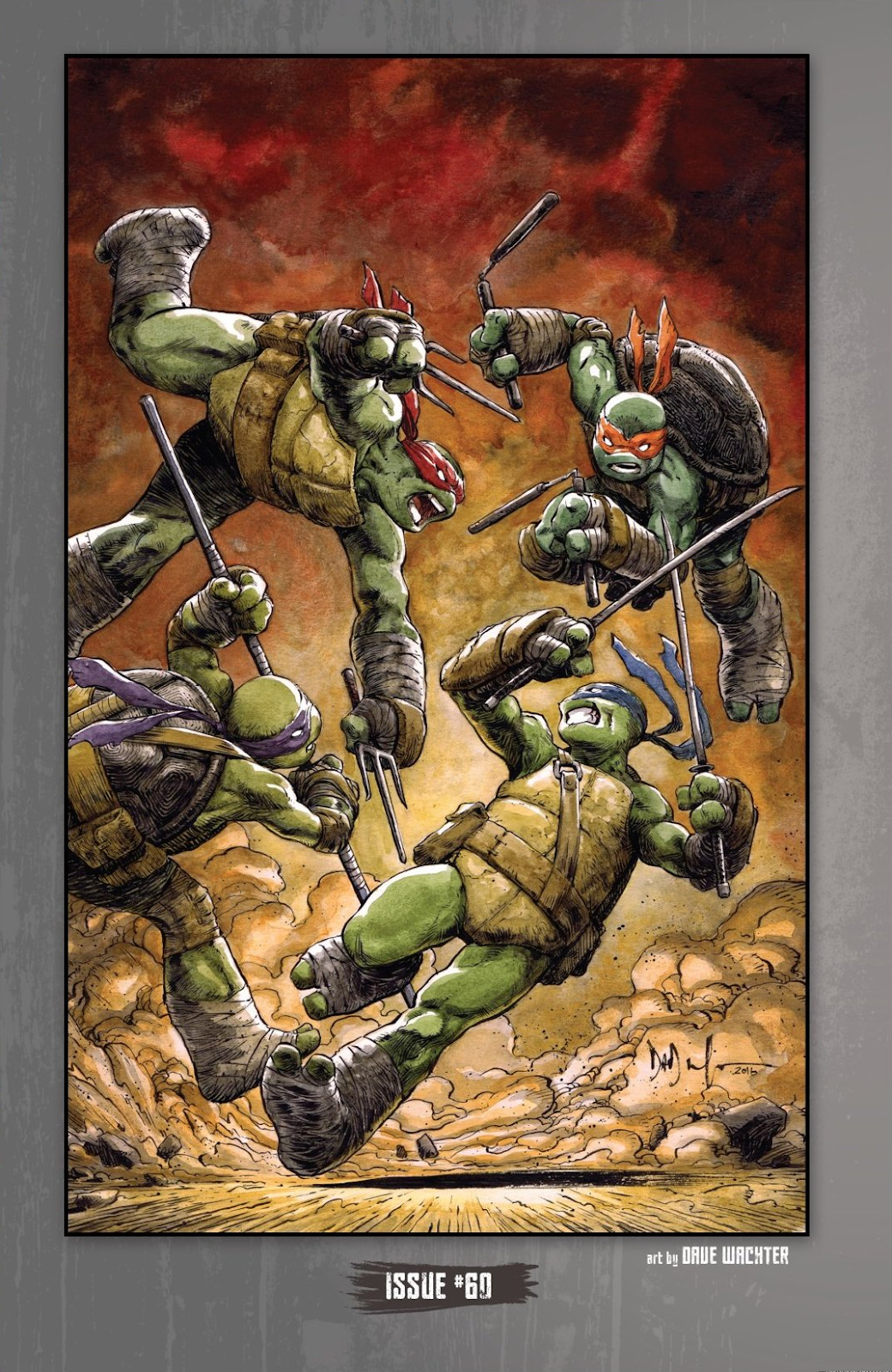 Read online Teenage Mutant Ninja Turtles: The IDW Collection comic -  Issue # TPB 7 (Part 3) - 6