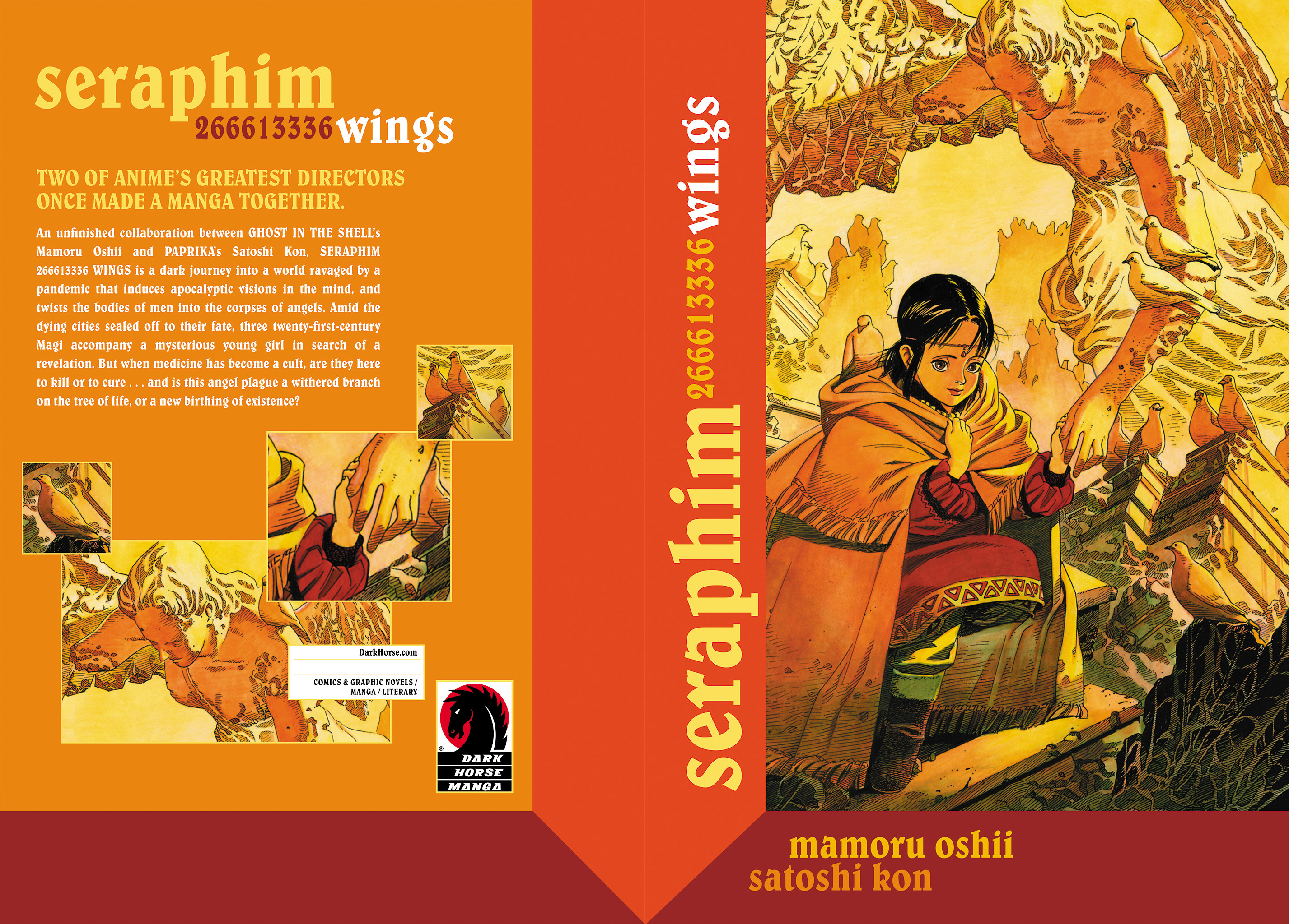 Read online Seraphim 266613336 Wings comic -  Issue # TPB - 265