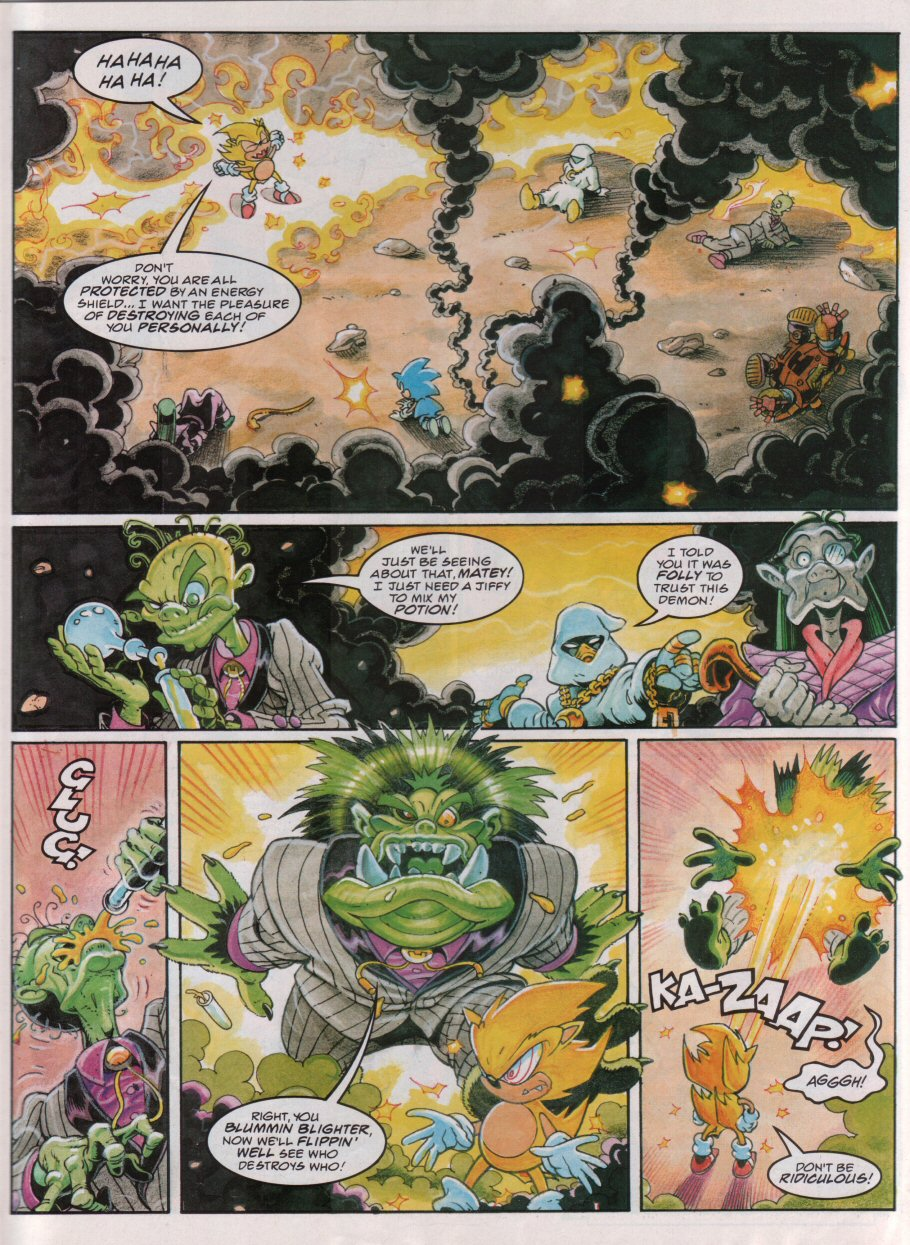 Read online Sonic the Comic comic -  Issue #85 - 7