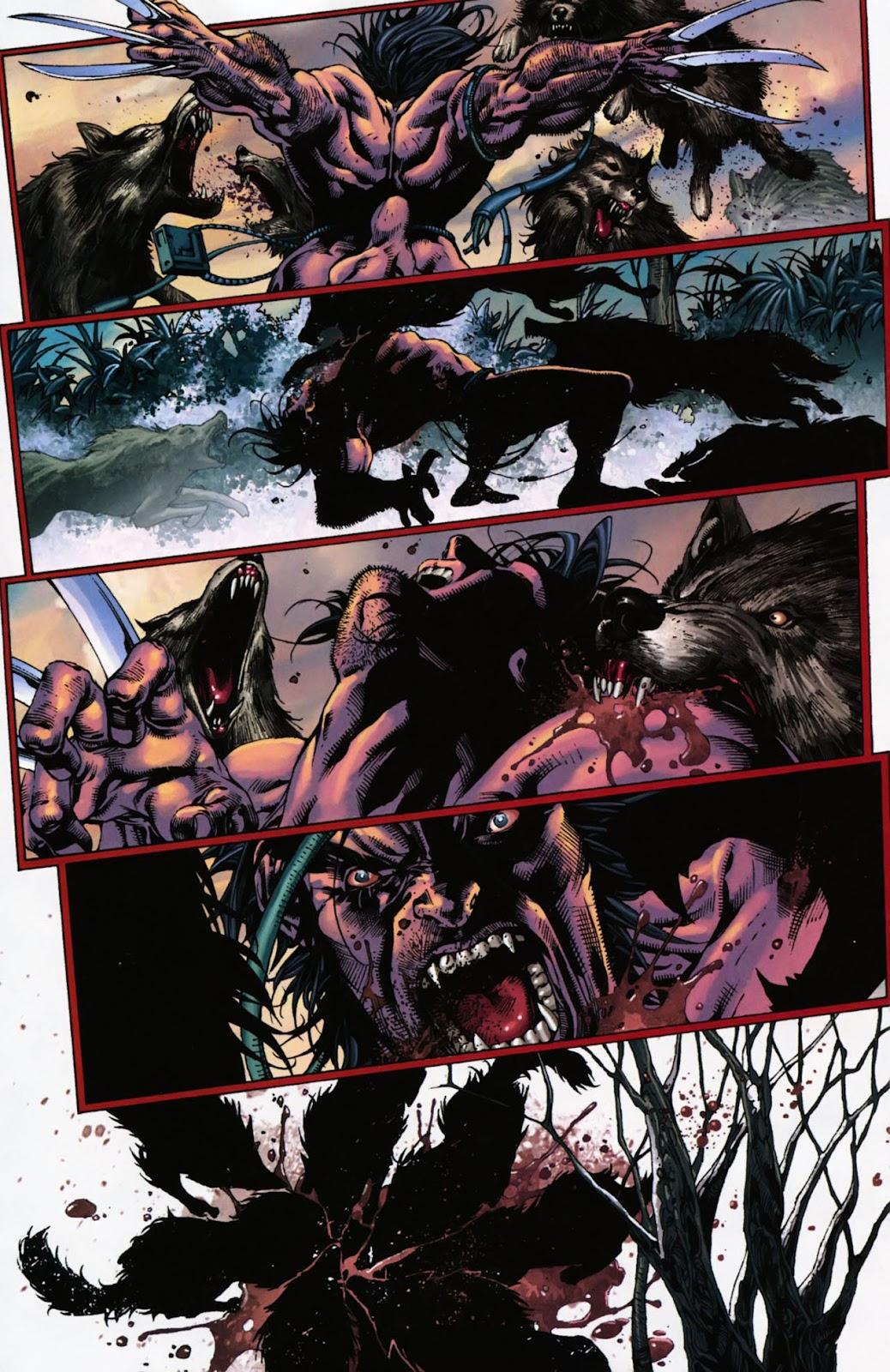 Read online Wolverine (2003) comic -  Issue #900 - 101