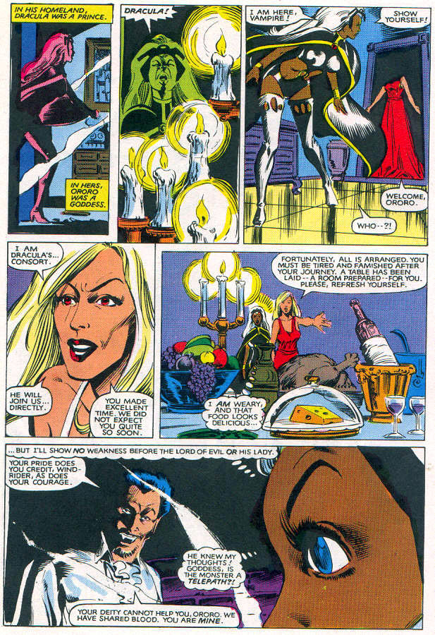 Read online Uncanny X-Men (1963) comic -  Issue # _Annual 6 - 16
