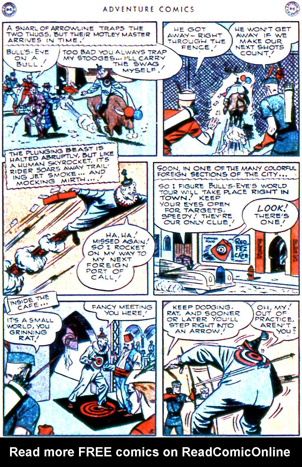 Read online Adventure Comics (1938) comic -  Issue #119 - 35