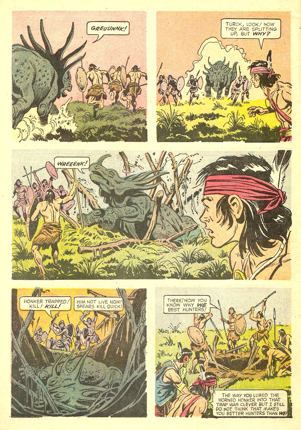 Read online Turok, Son of Stone comic -  Issue #68 - 6