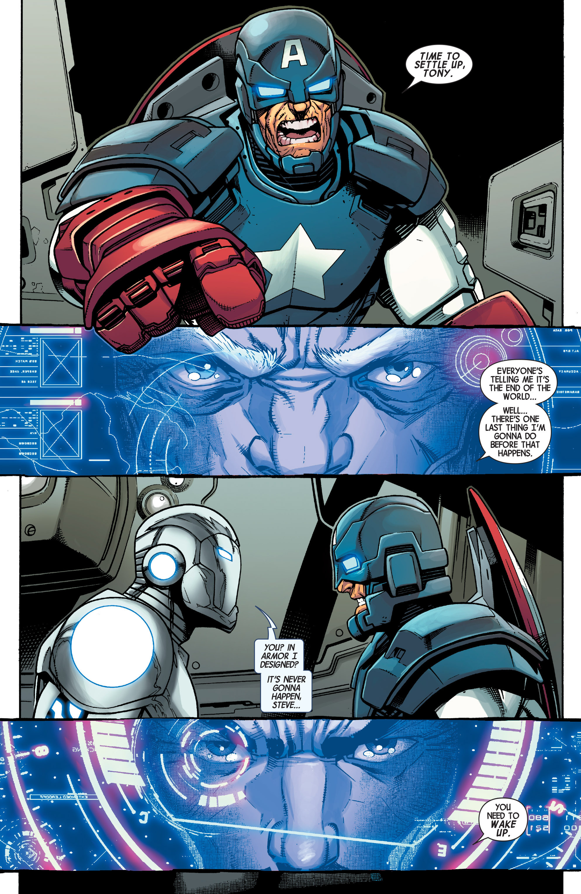 Read online Avengers (2013) comic -  Issue #44 - 32
