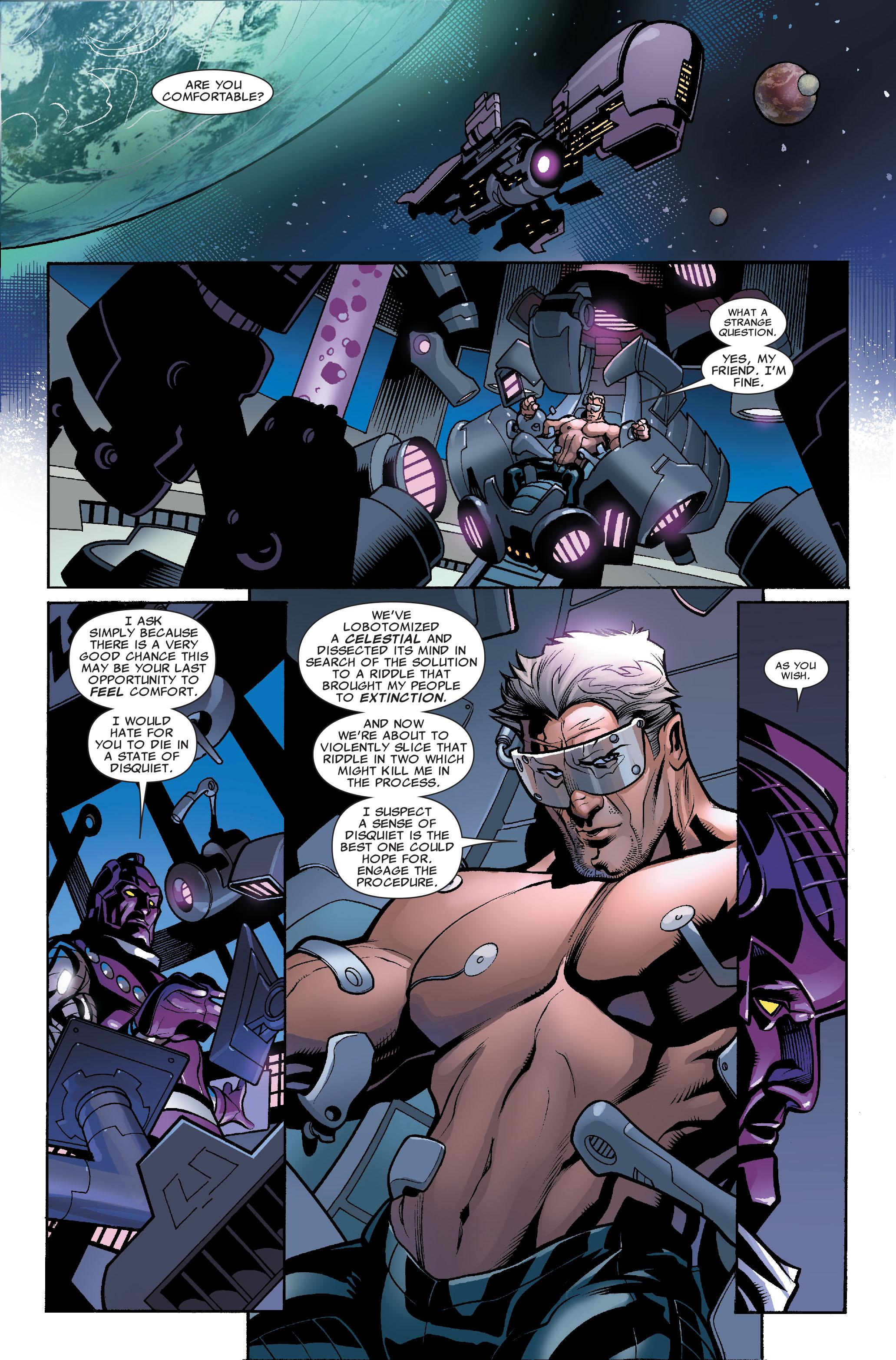 Read online Uncanny X-Men (1963) comic -  Issue #507 - 25