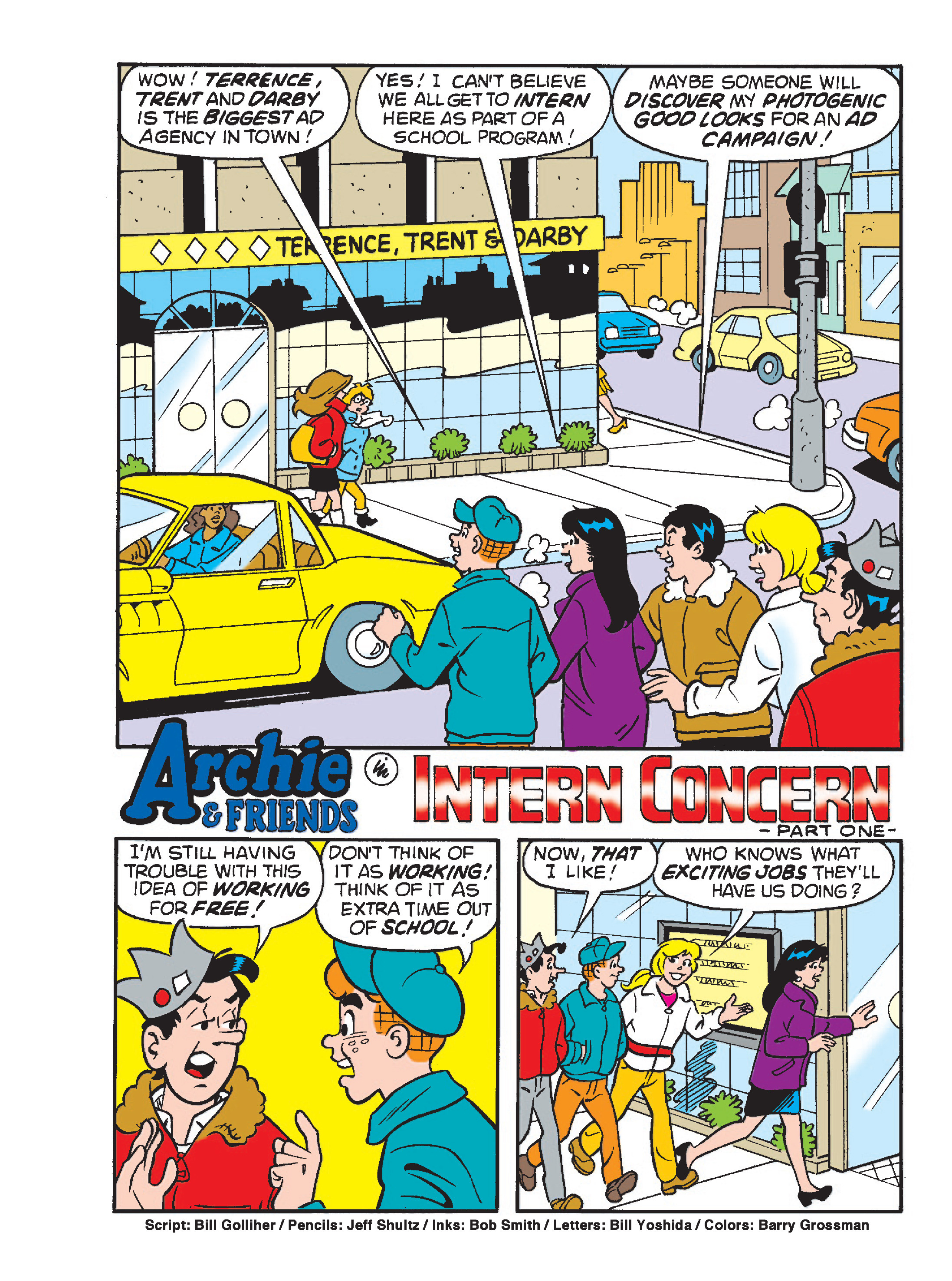 Read online Archie's Funhouse Double Digest comic -  Issue #23 - 93