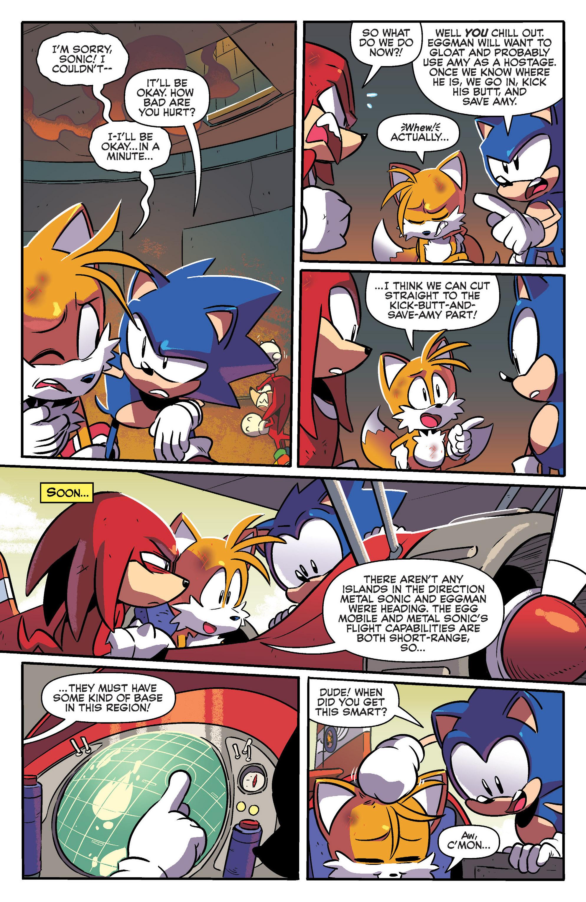 Read online Sonic Mega Drive: Next Level comic -  Issue # Full - 23