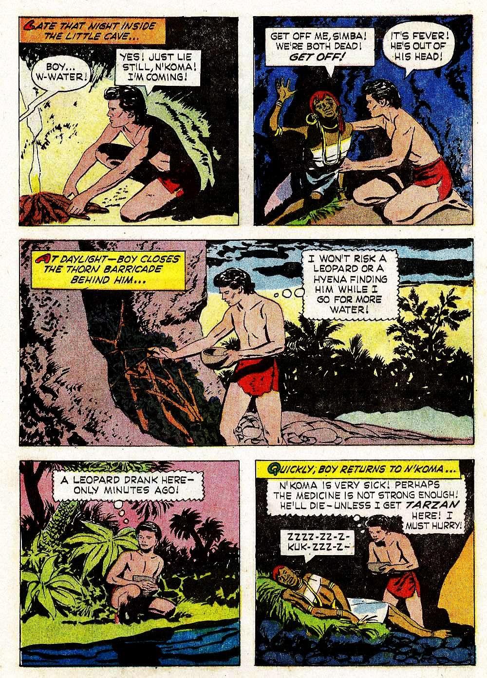Tarzan (1962) issue 139 - Page 25
