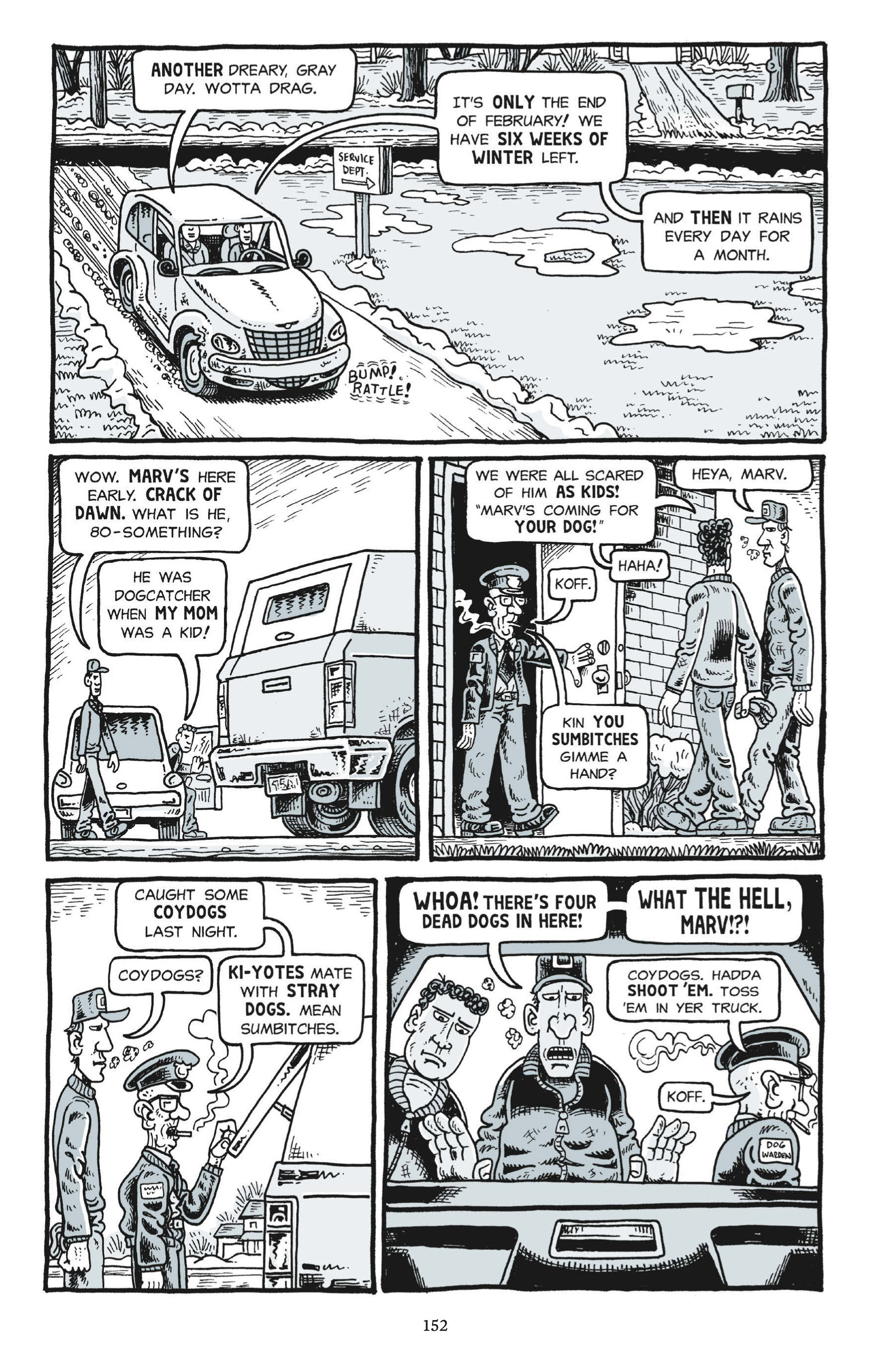 Read online Trashed comic -  Issue # Full - 146