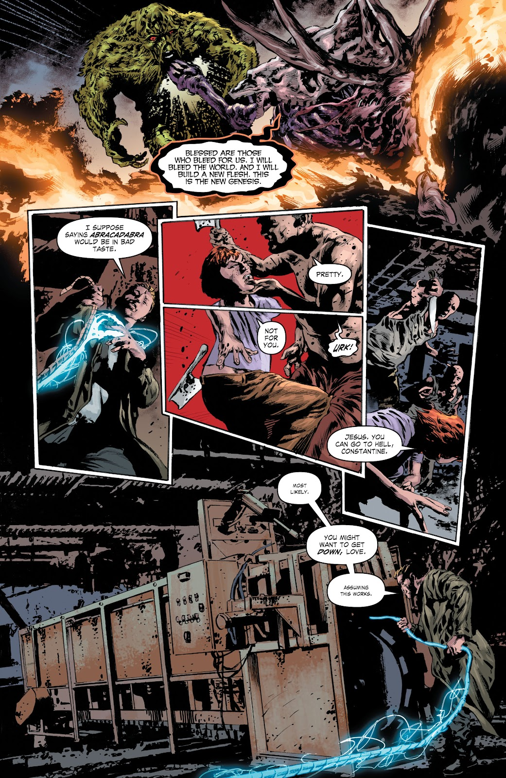 Read online The Curse of Brimstone: Ashes comic -  Issue # TPB (Part 1) - 22