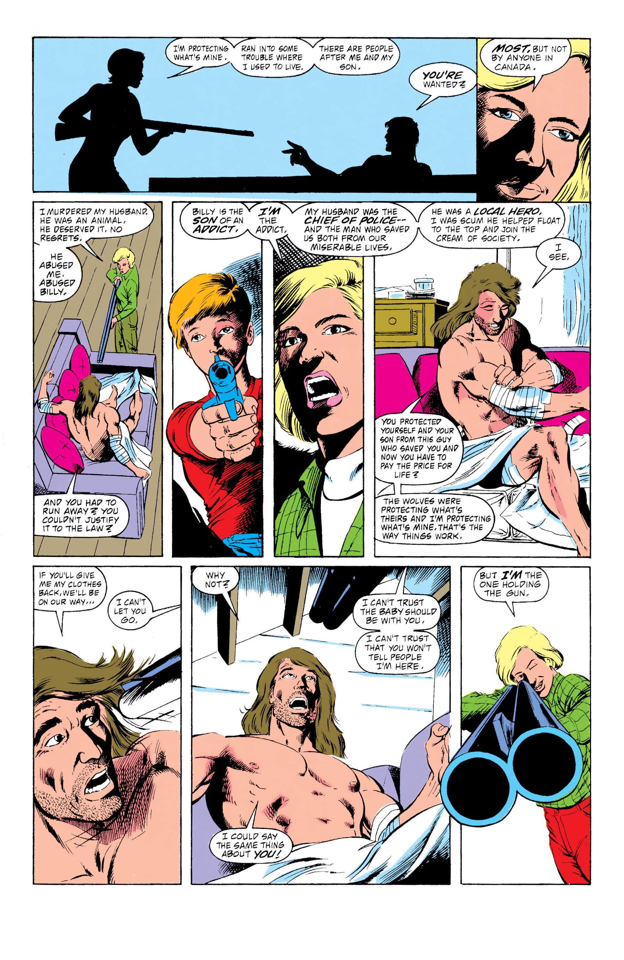 Read online Captain America (1968) comic -  Issue # _Annual 10 - 52