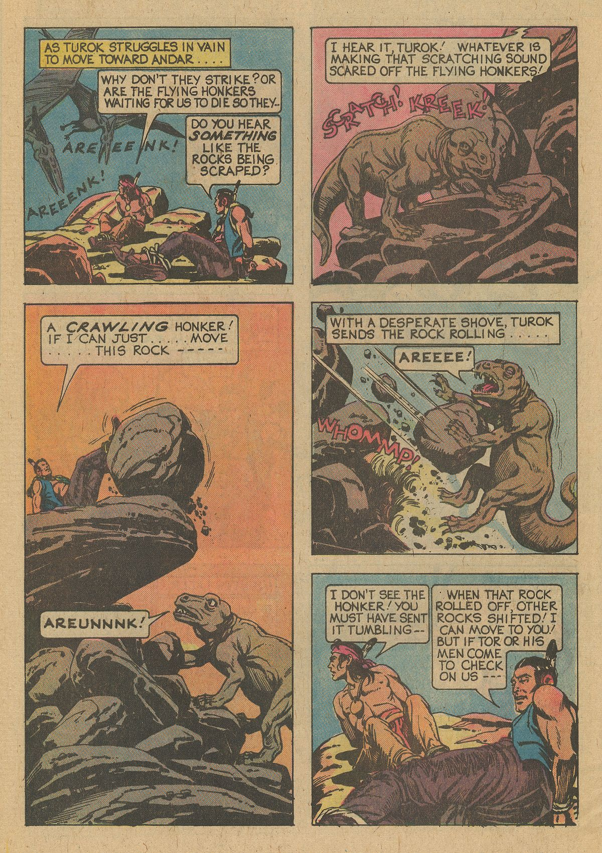 Read online Turok, Son of Stone comic -  Issue #109 - 32