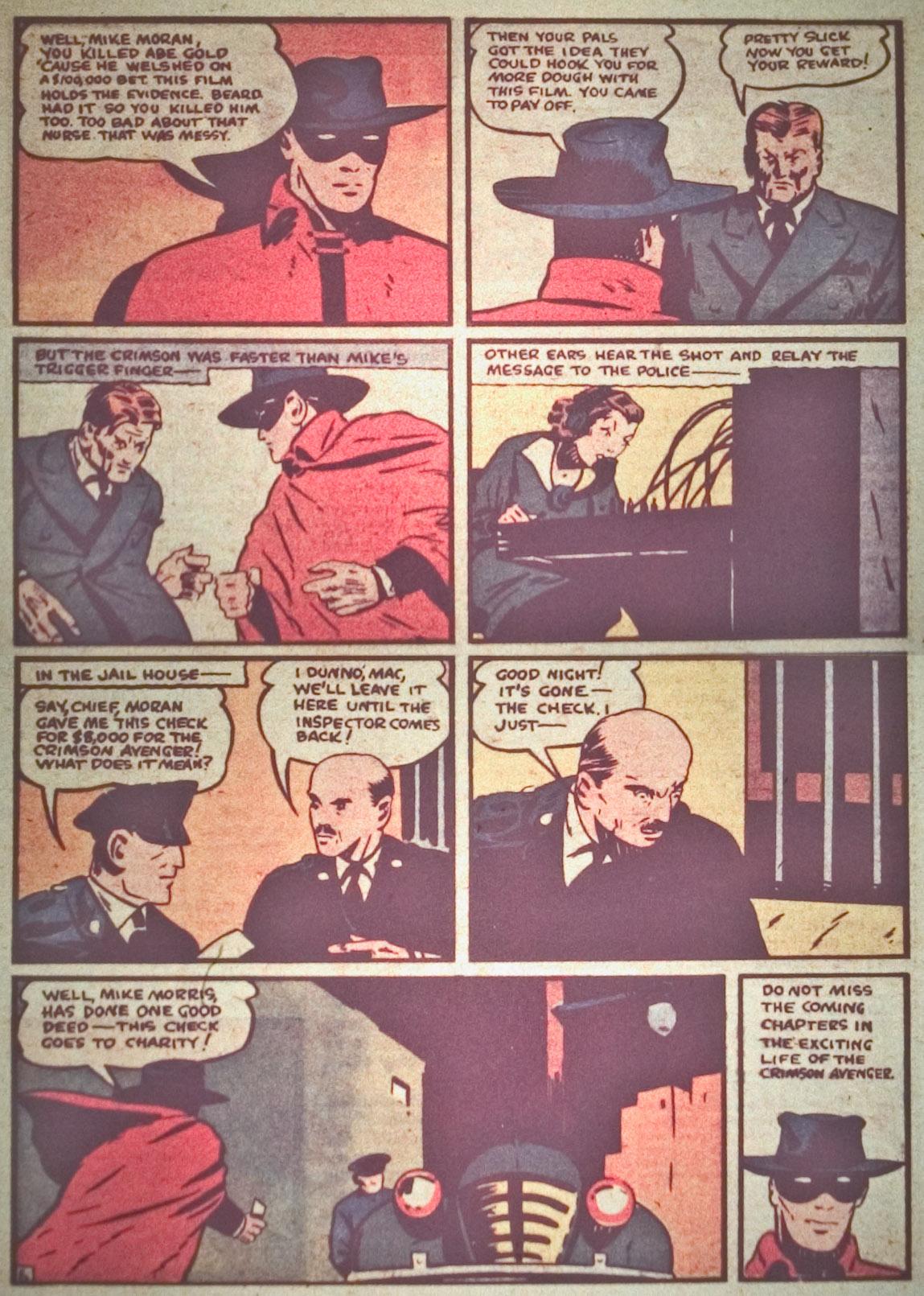 Read online Detective Comics (1937) comic -  Issue #27 - 34