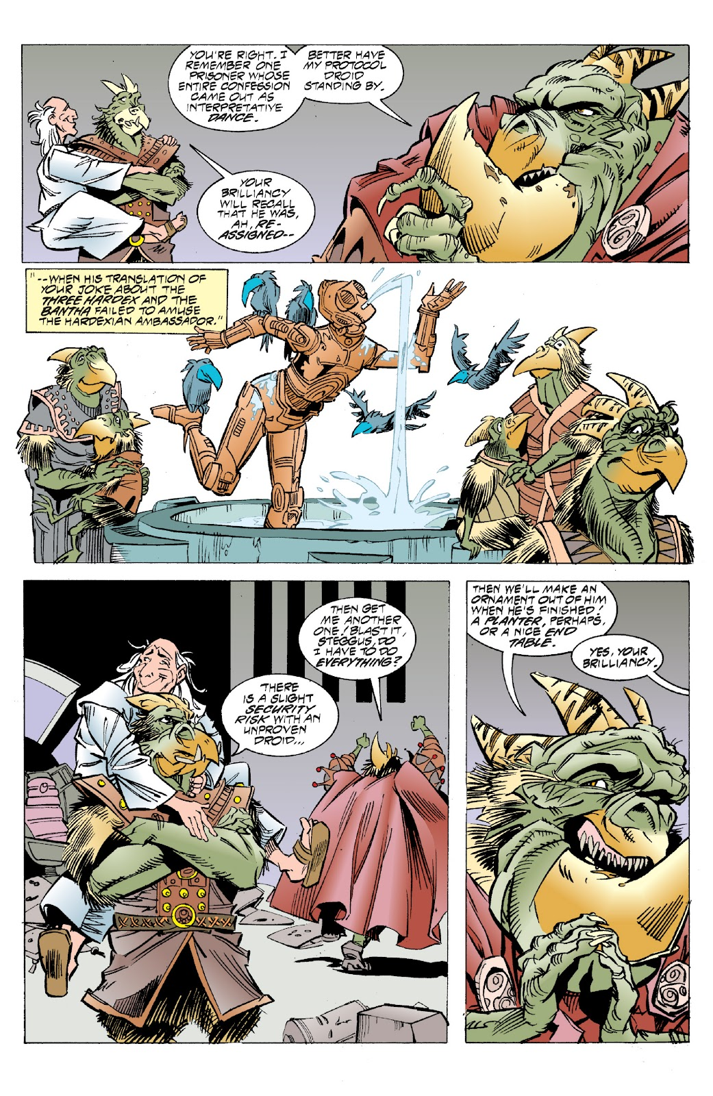Read online Star Wars Legends Epic Collection: The Empire comic -  Issue # TPB 5 (Part 4) - 19