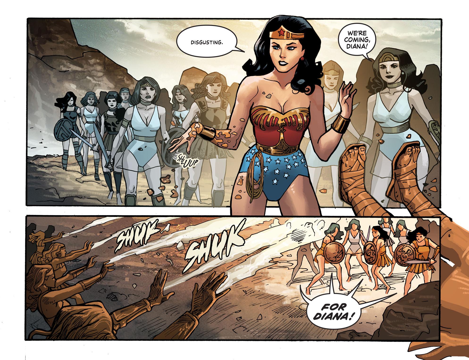 Read online Wonder Woman '77 [I] comic -  Issue #15 - 6