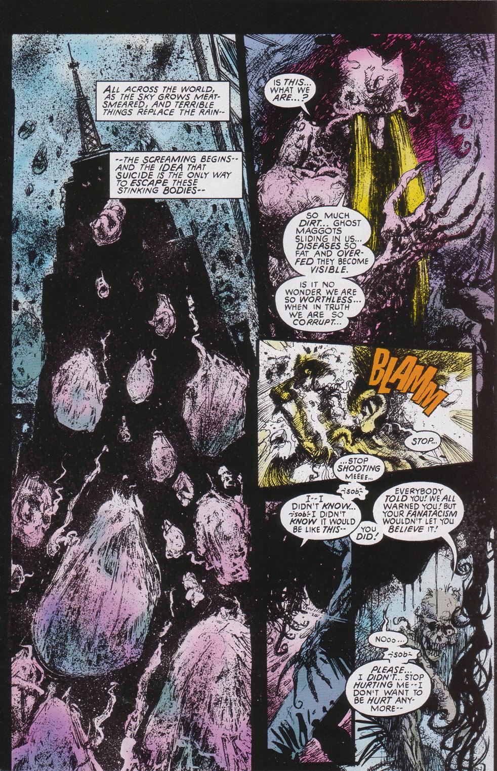 Read online Druid comic -  Issue #4 - 20