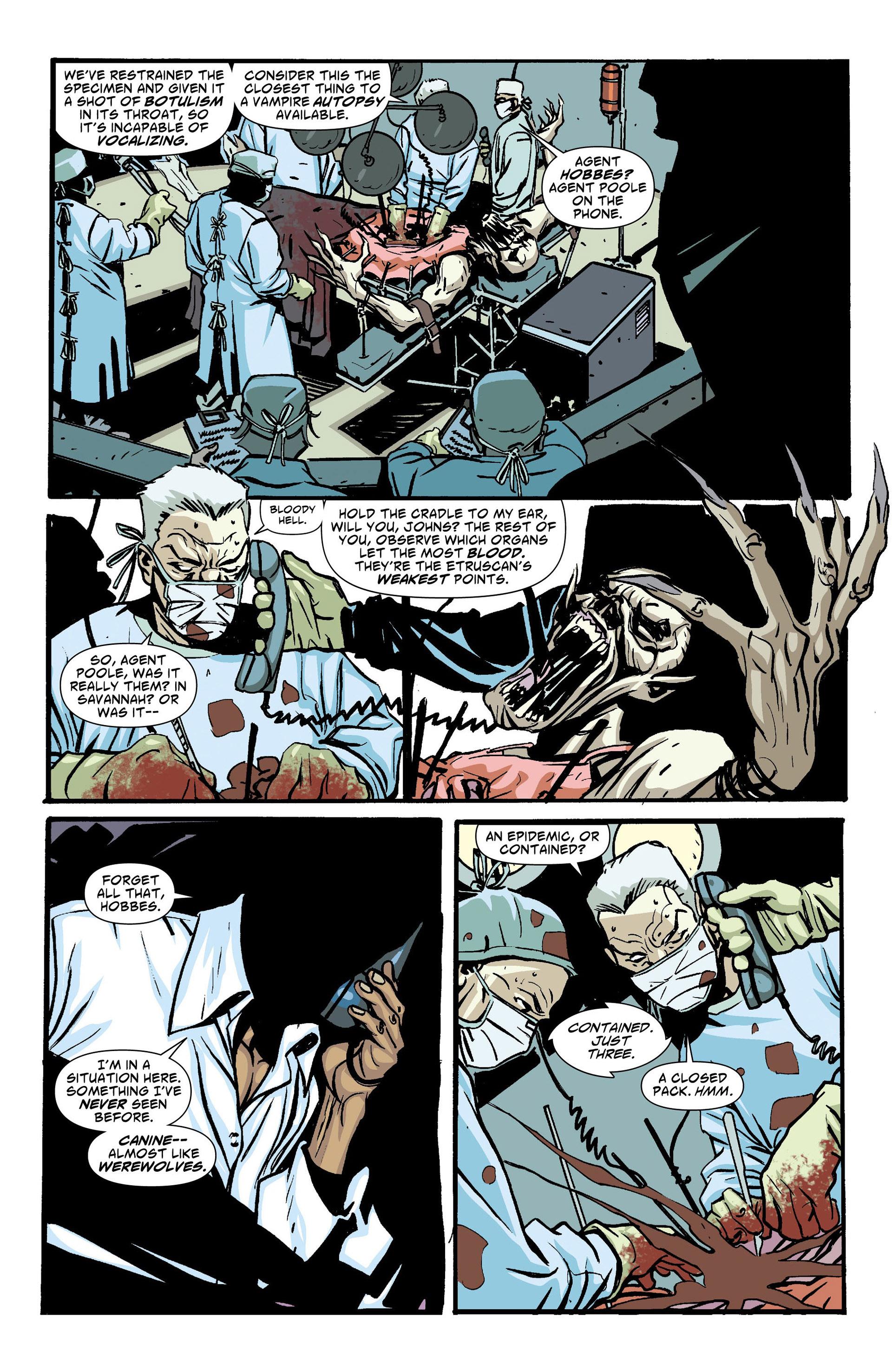 Read online American Vampire comic -  Issue #27 - 11