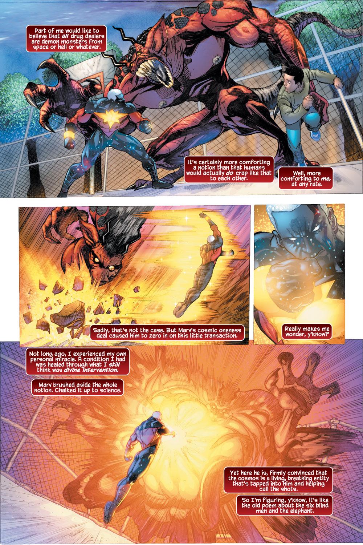 Captain Marvel (2002) Issue #1 #1 - English 7