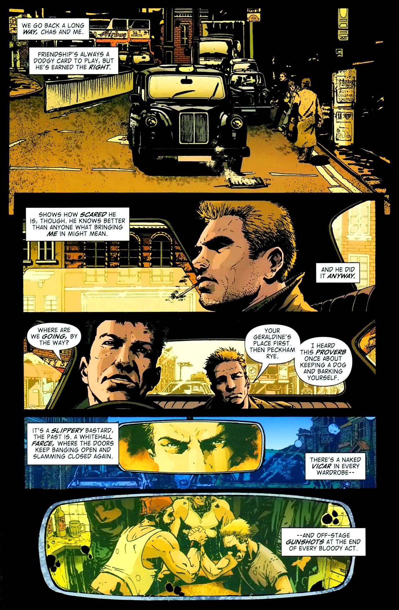Read online John Constantine Hellblazer: All His Engines comic -  Issue # Full - 20