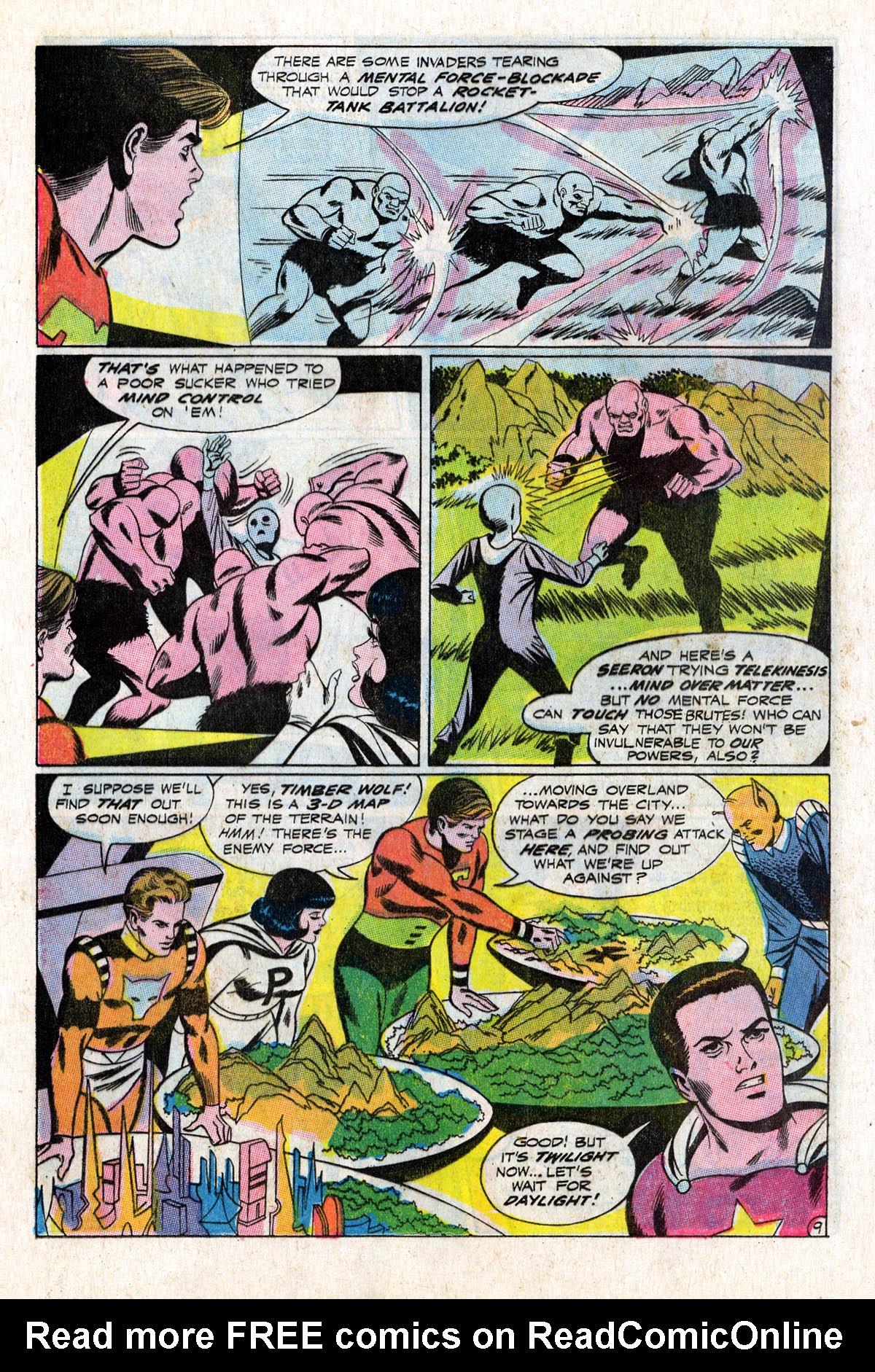 Read online Adventure Comics (1938) comic -  Issue #379 - 13
