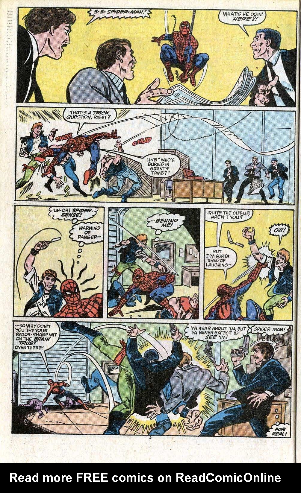 The Amazing Spider-Man (1963) _Annual_22 Page 3