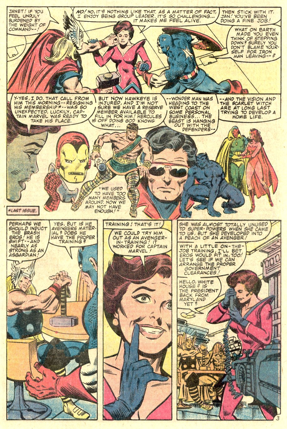 The Avengers (1963) 232 Page 3