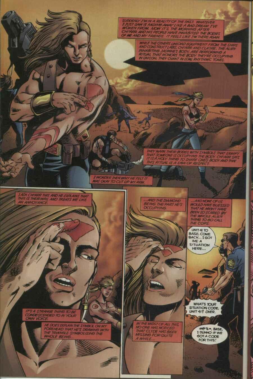 Read online Ultraverse Premiere comic -  Issue #2 - 24