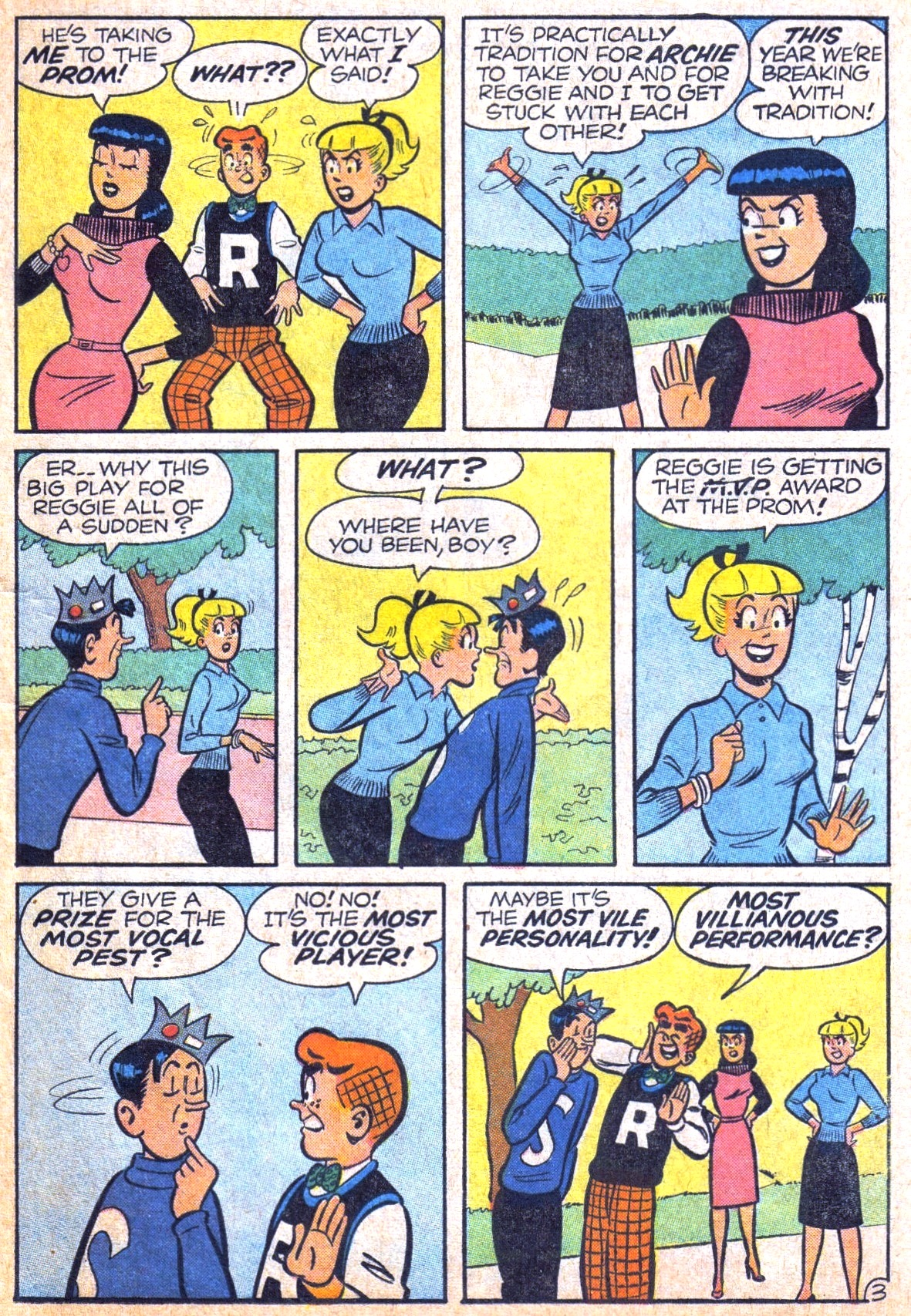 Read online Archie (1960) comic -  Issue #120 - 15