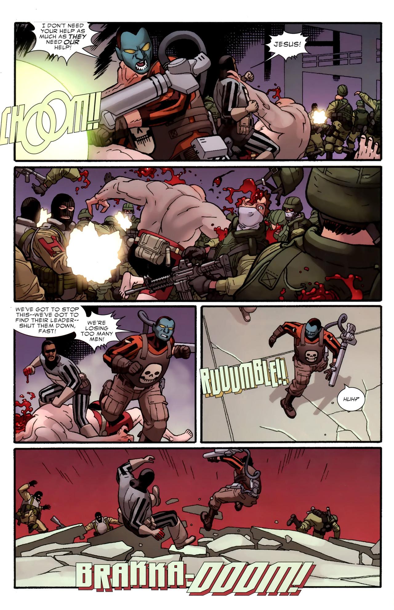 Read online Destroyer comic -  Issue #4 - 11