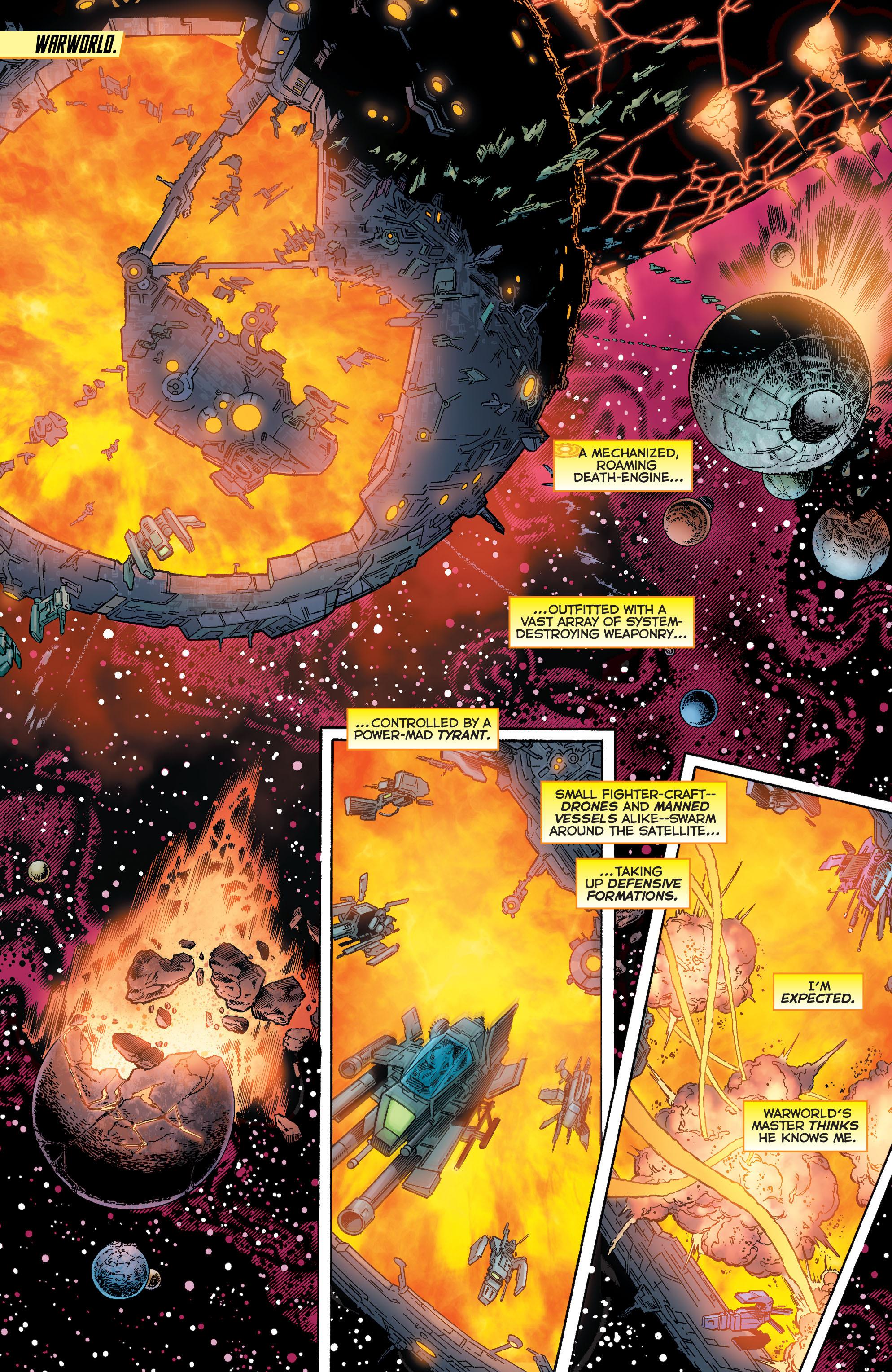 Read online Sinestro comic -  Issue #9 - 13