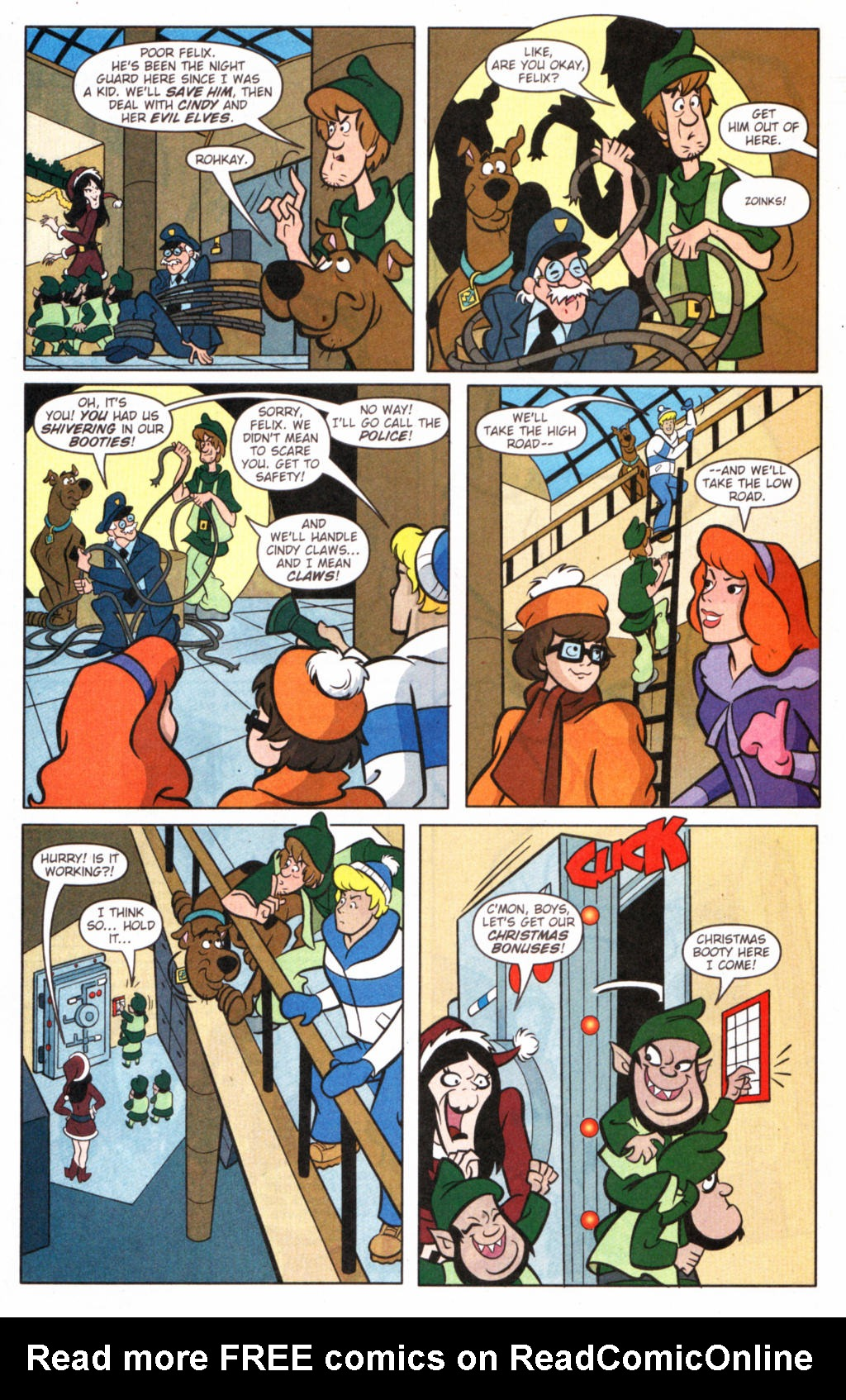 Read online Scooby-Doo (1997) comic -  Issue #115 - 20