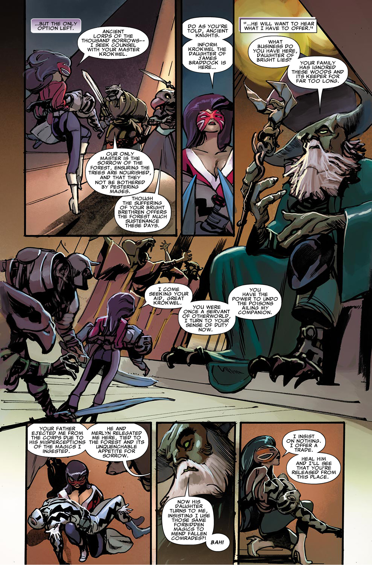 Uncanny X-Force (2010) #21 #23 - English 17