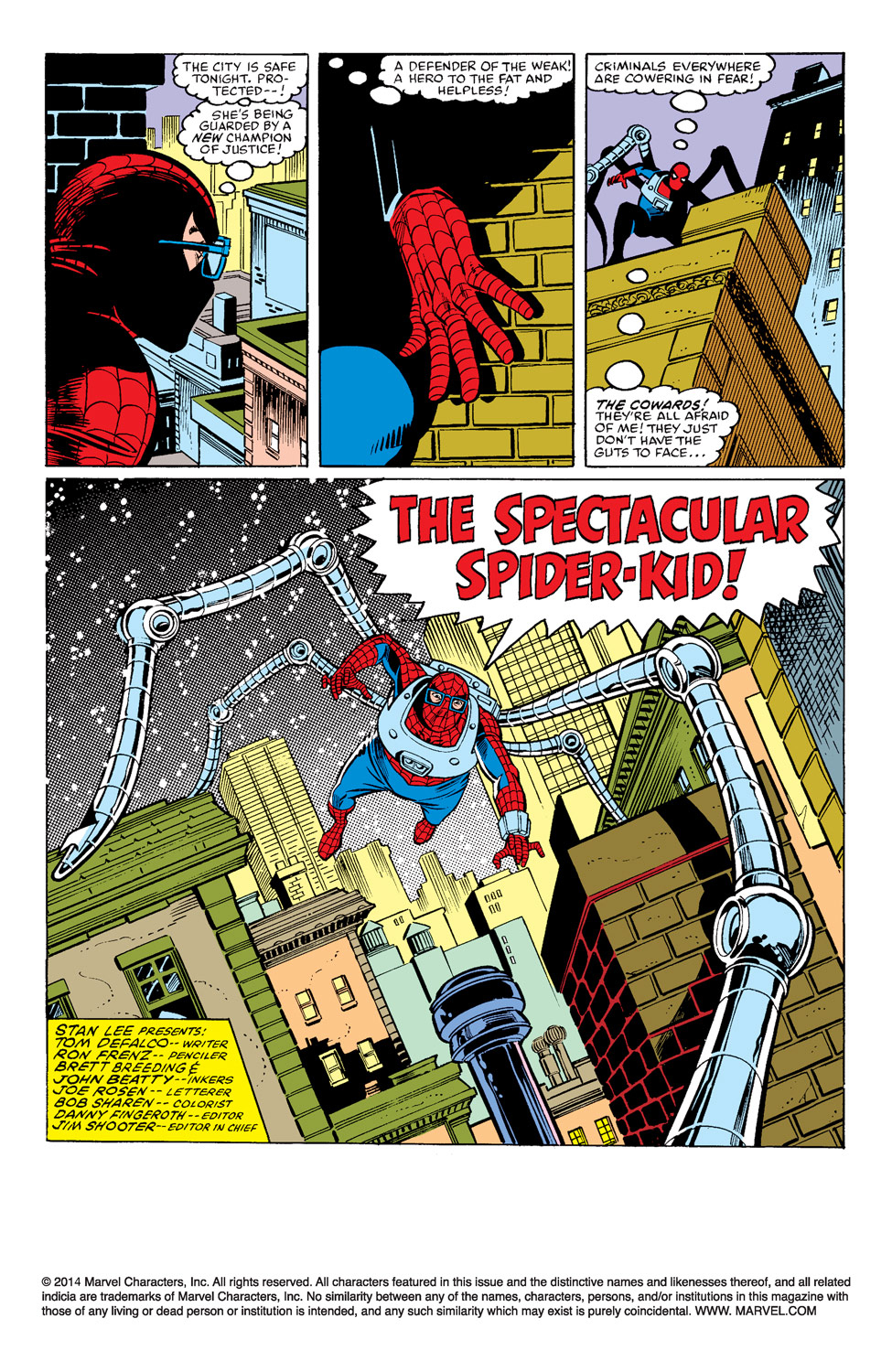 The Amazing Spider-Man (1963) 263 Page 1