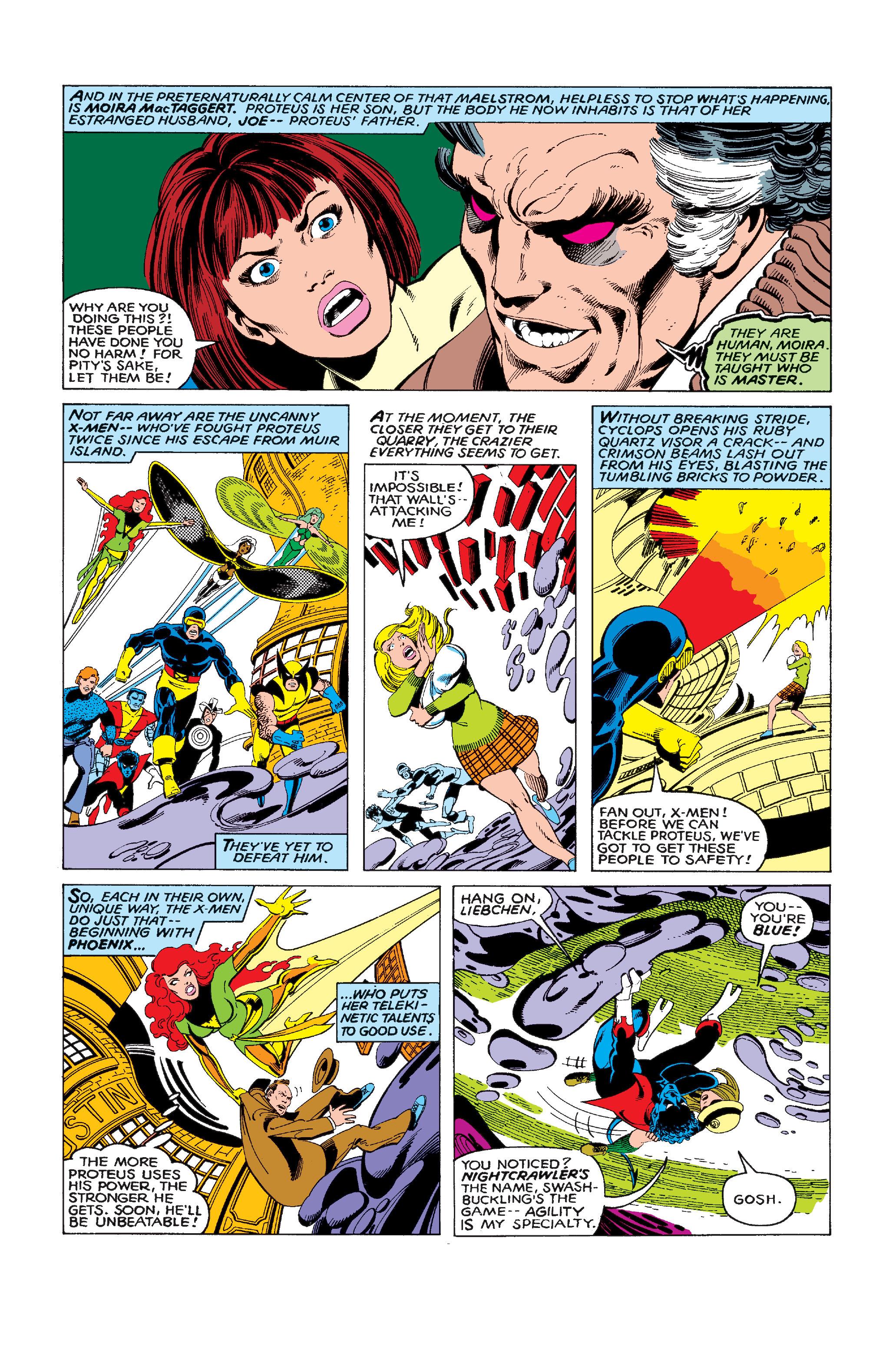 Read online Uncanny X-Men (1963) comic -  Issue #128 - 3