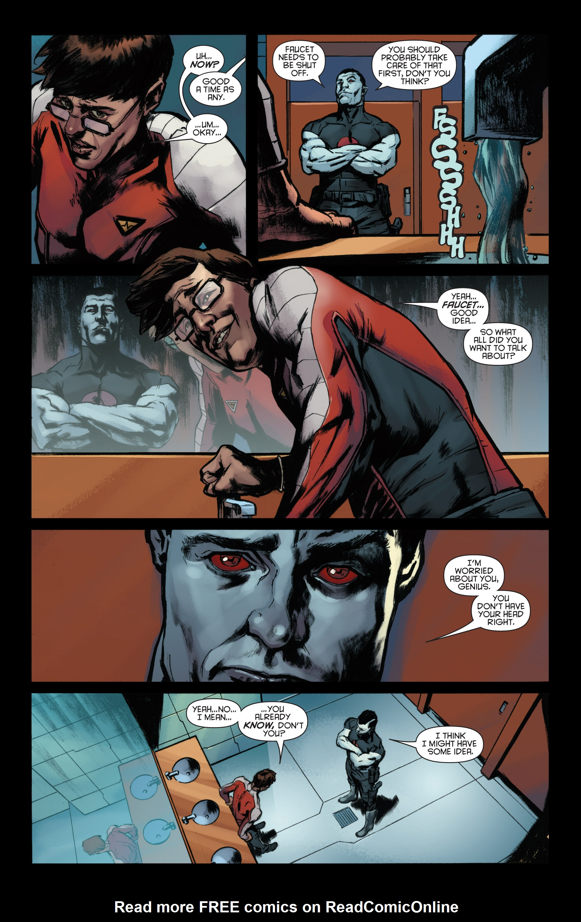 Read online Bloodshot and H.A.R.D.Corps comic -  Issue #22 - 4