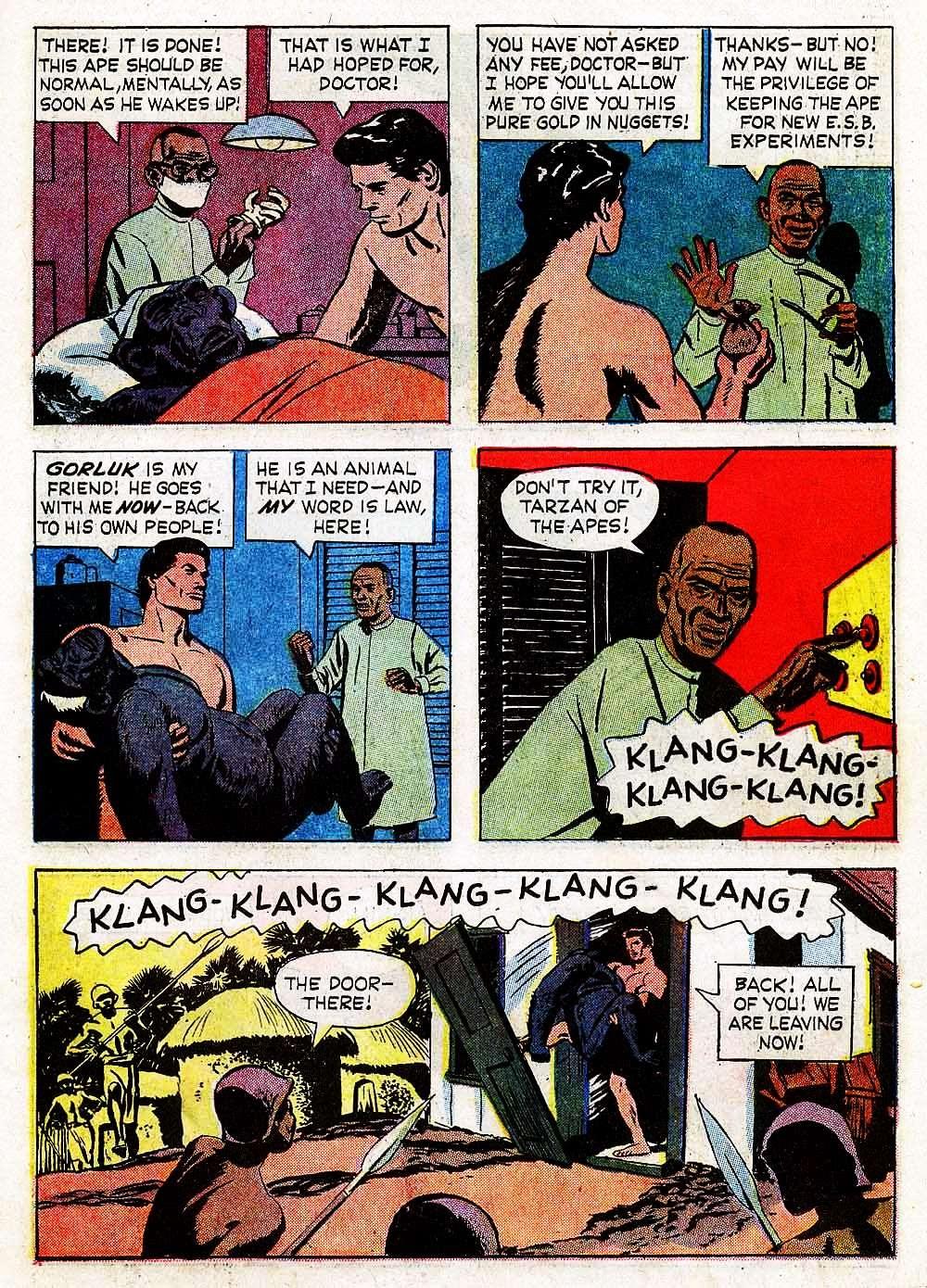 Tarzan (1962) issue 139 - Page 15