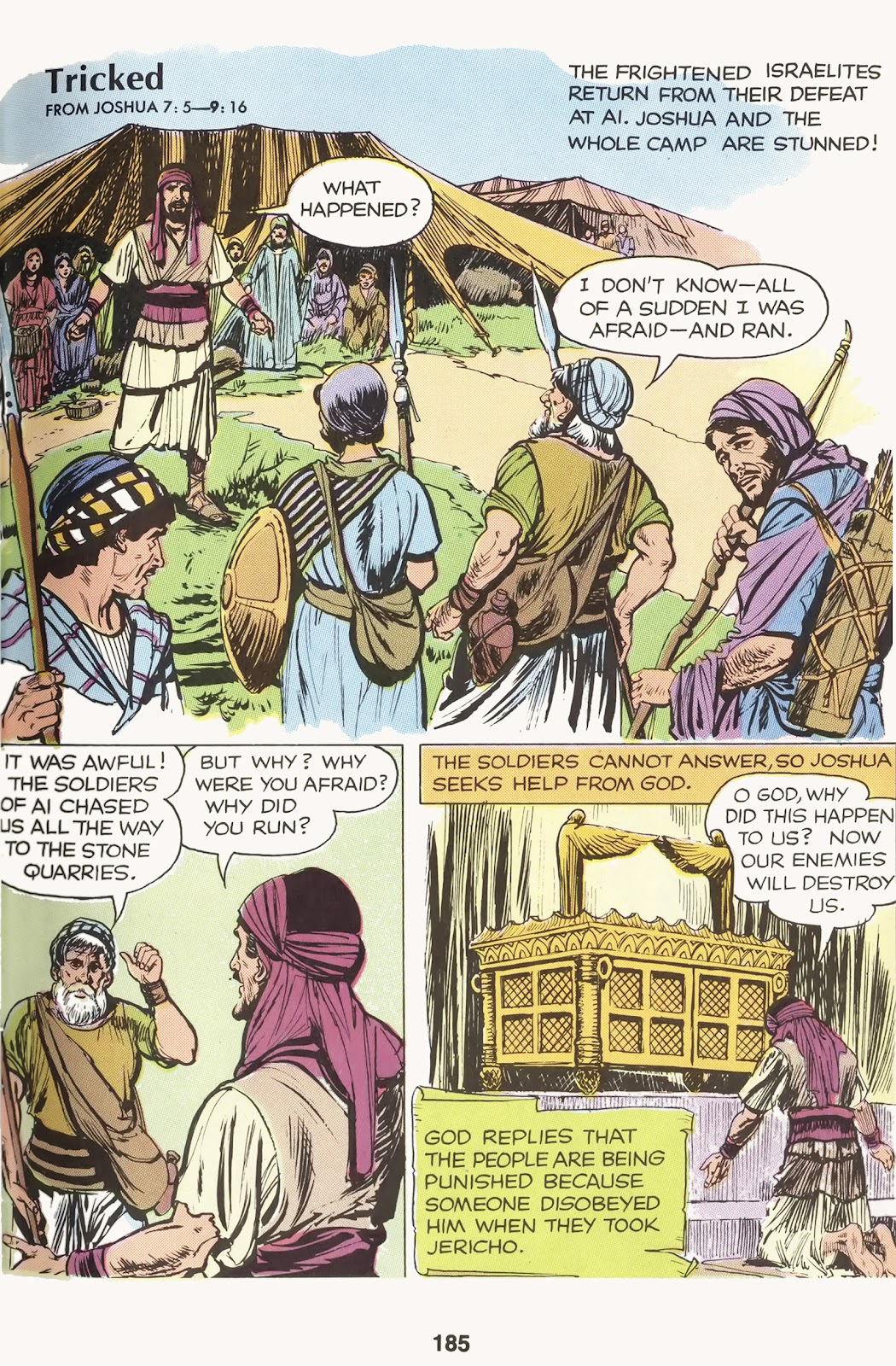 The Picture Bible issue TPB (Part 2) - Page 88