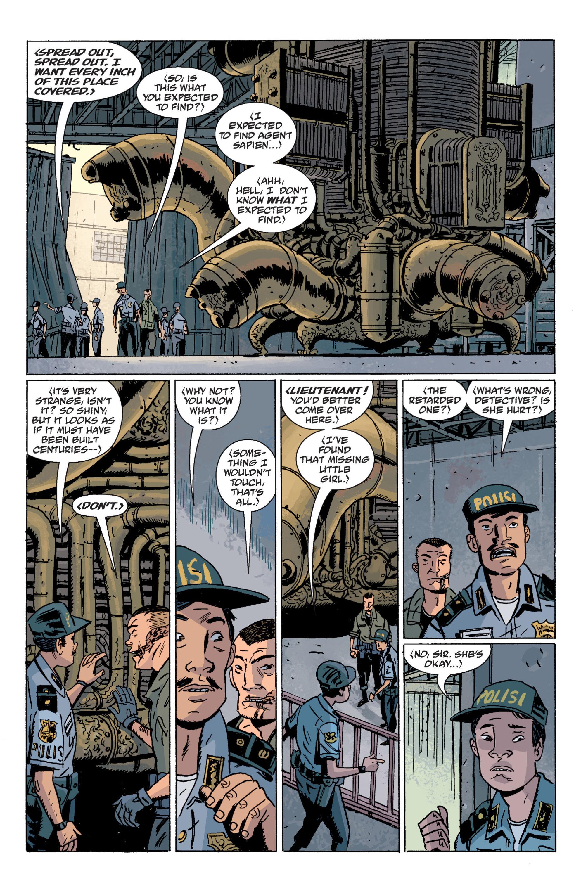 Read online B.P.R.D. (2003) comic -  Issue # TPB 7 - 66