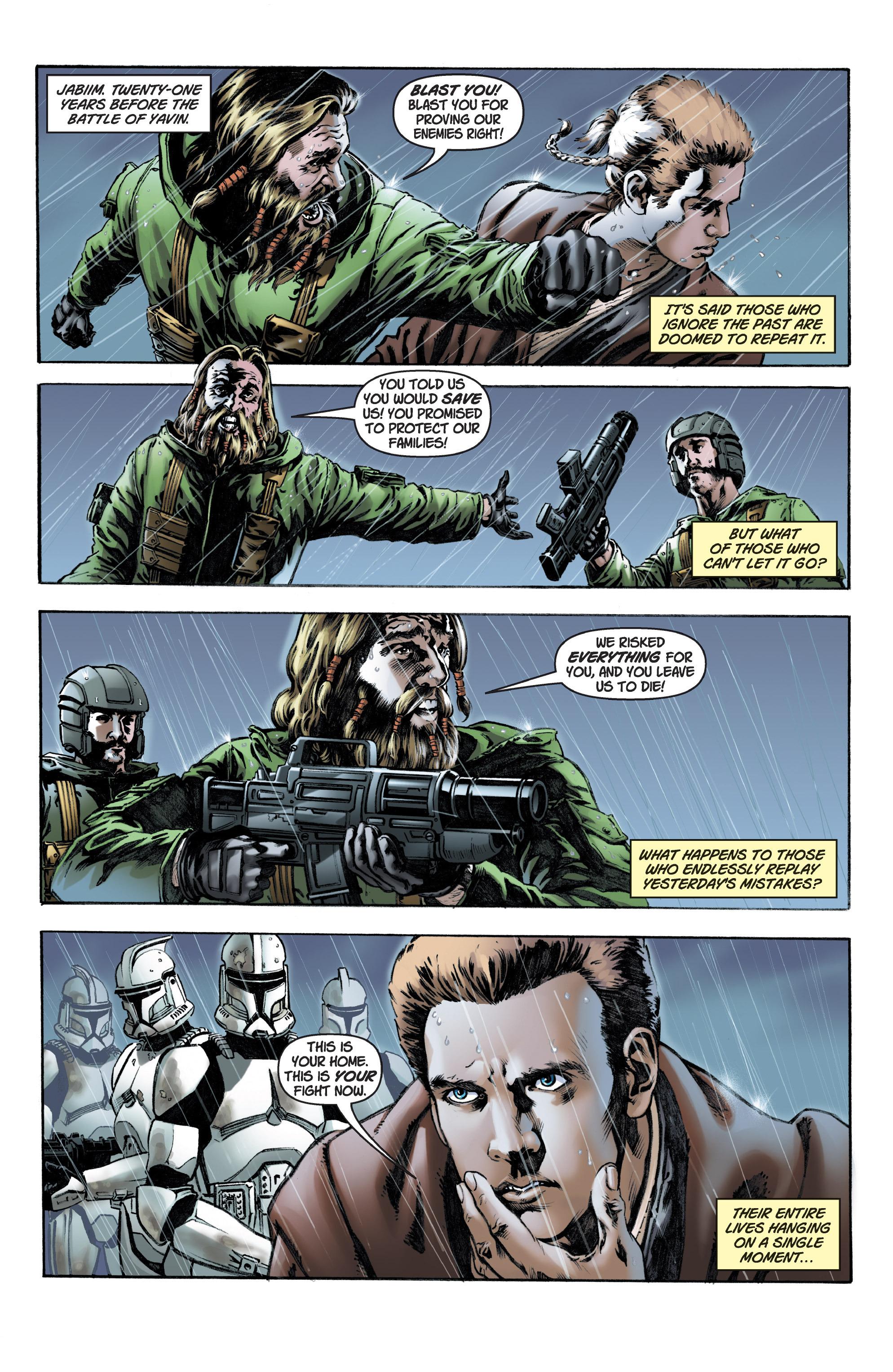 Read online Star Wars Omnibus comic -  Issue # Vol. 20 - 165