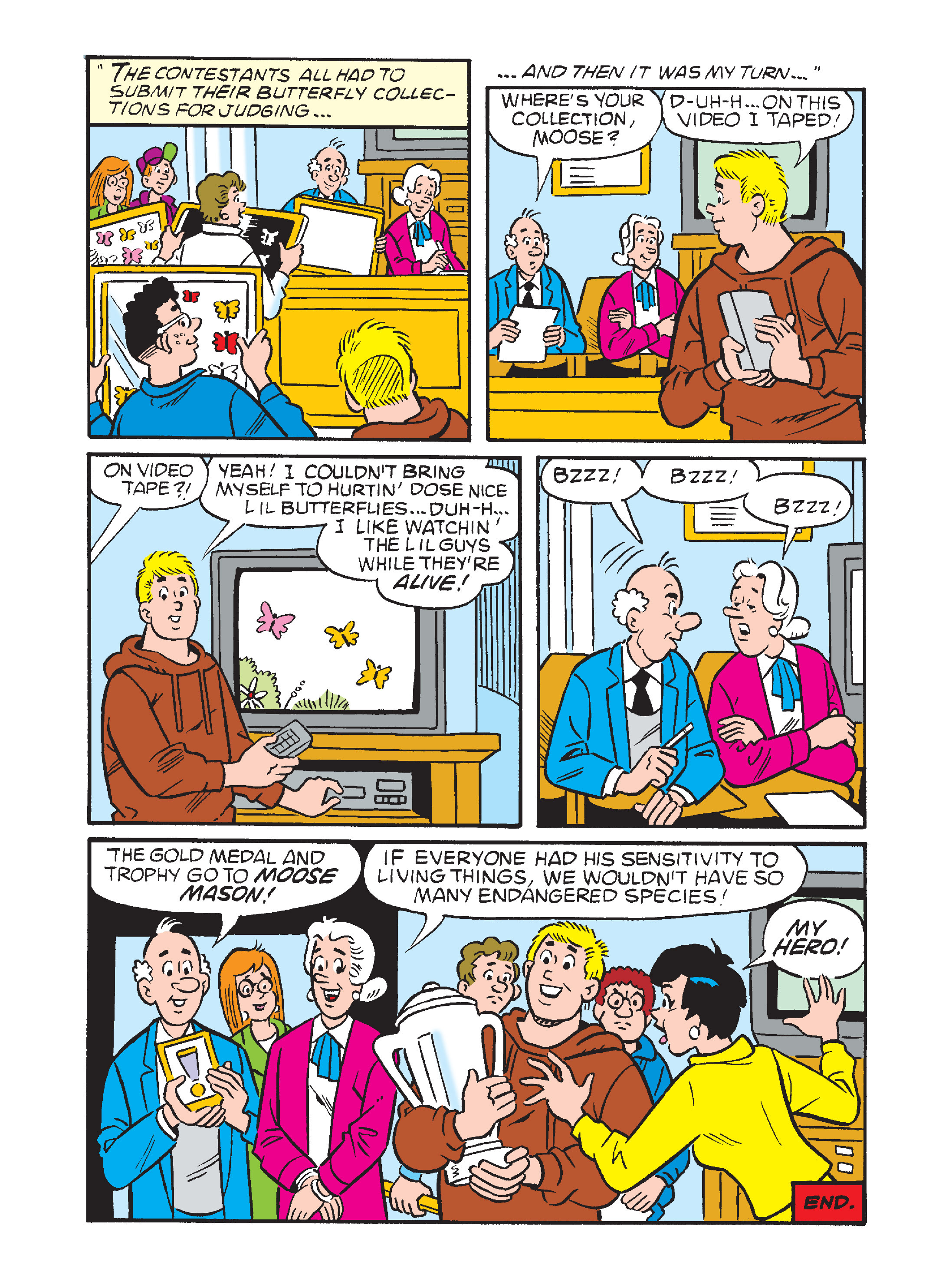 Read online Archie 1000 Page Comics Bonanza comic -  Issue #1 (Part 2) - 130
