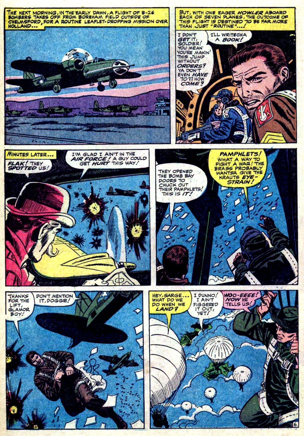 Read online Sgt. Fury comic -  Issue #19 - 10