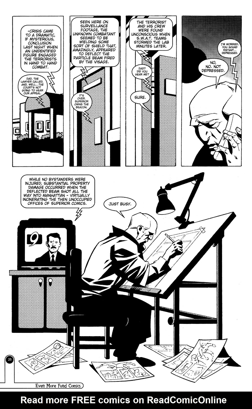 Read online Even More Fund Comics comic -  Issue # TPB (Part 1) - 28