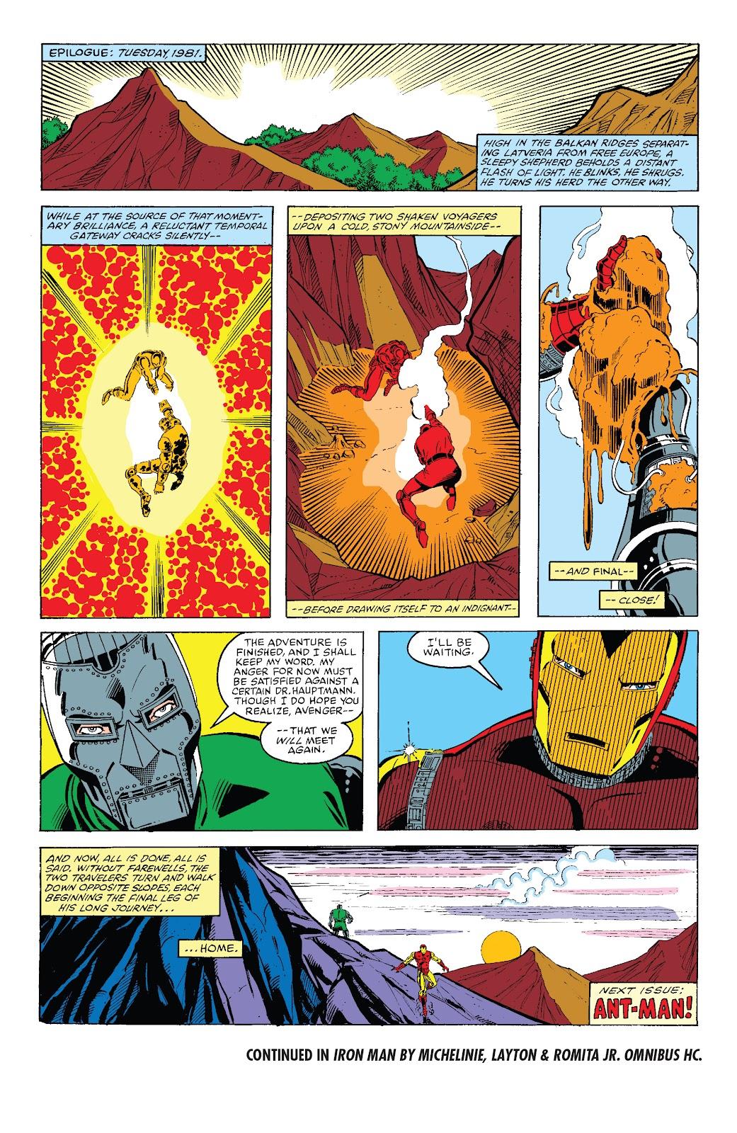 Read online Marvel Tales: Iron Man comic -  Issue # Full - 75