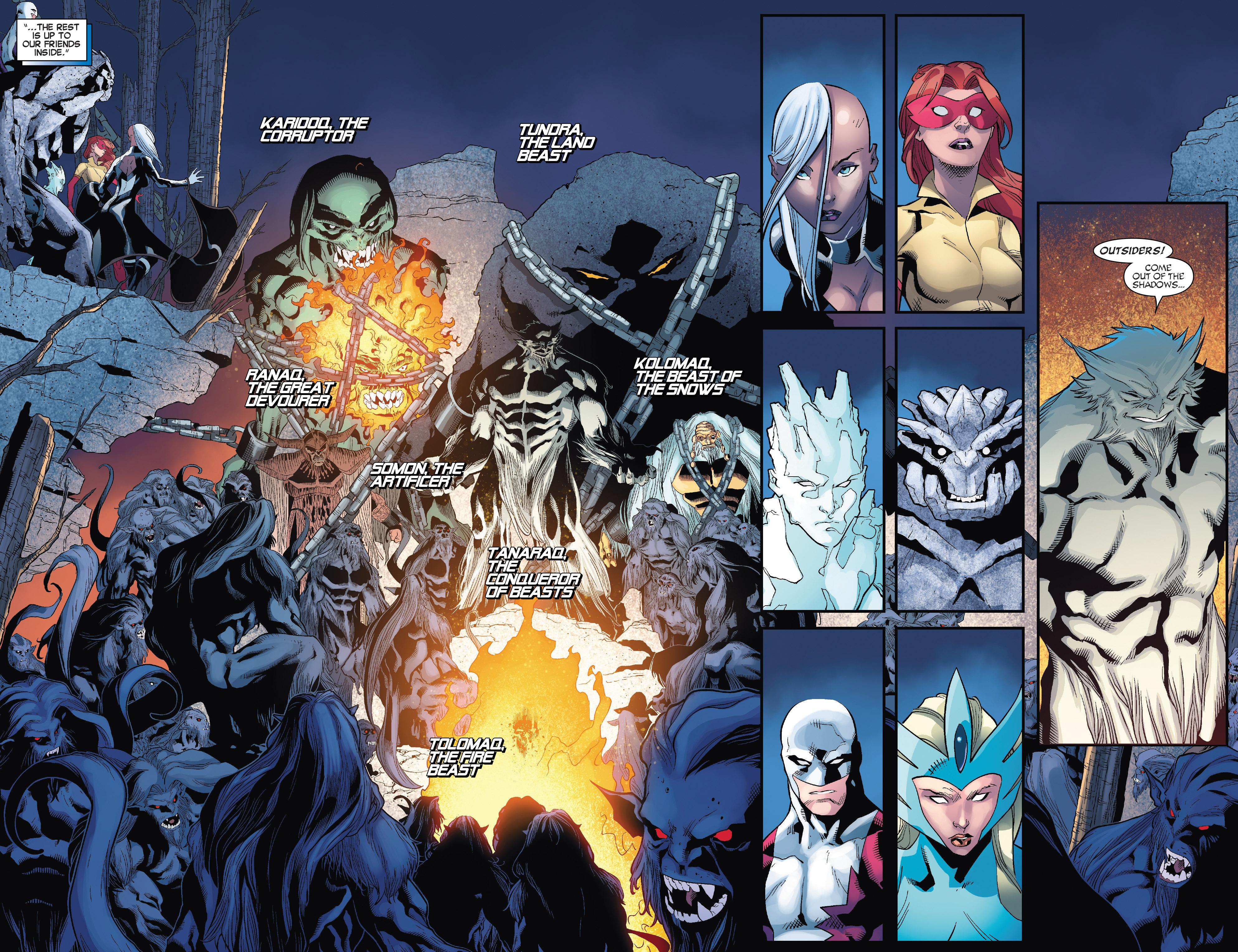 Read online Amazing X-Men (2014) comic -  Issue #11 - 18